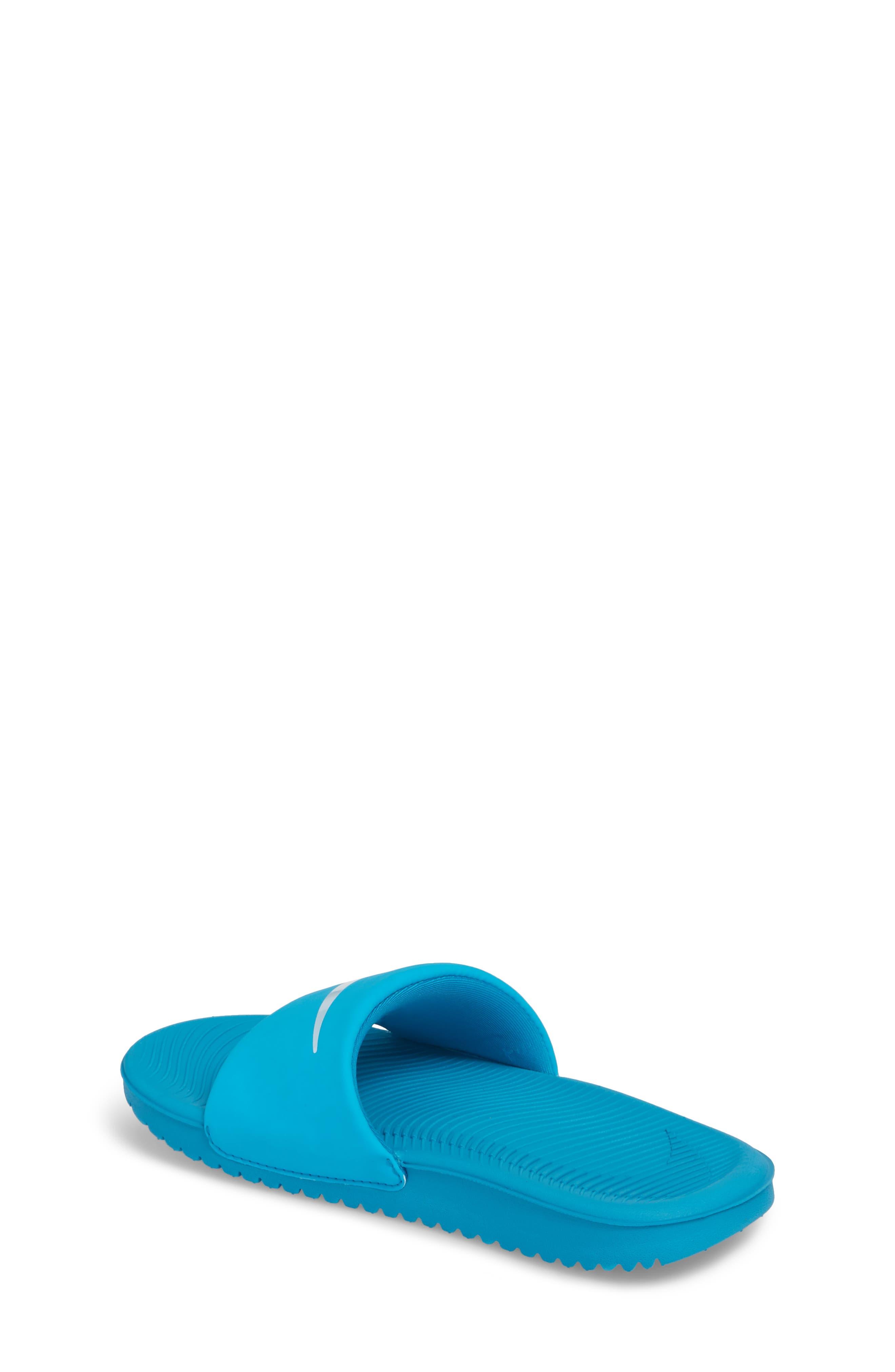 Alternate Image 2  - Nike 'Kawa' Slide Sandal (Toddler, Little Kid & Big Kid)