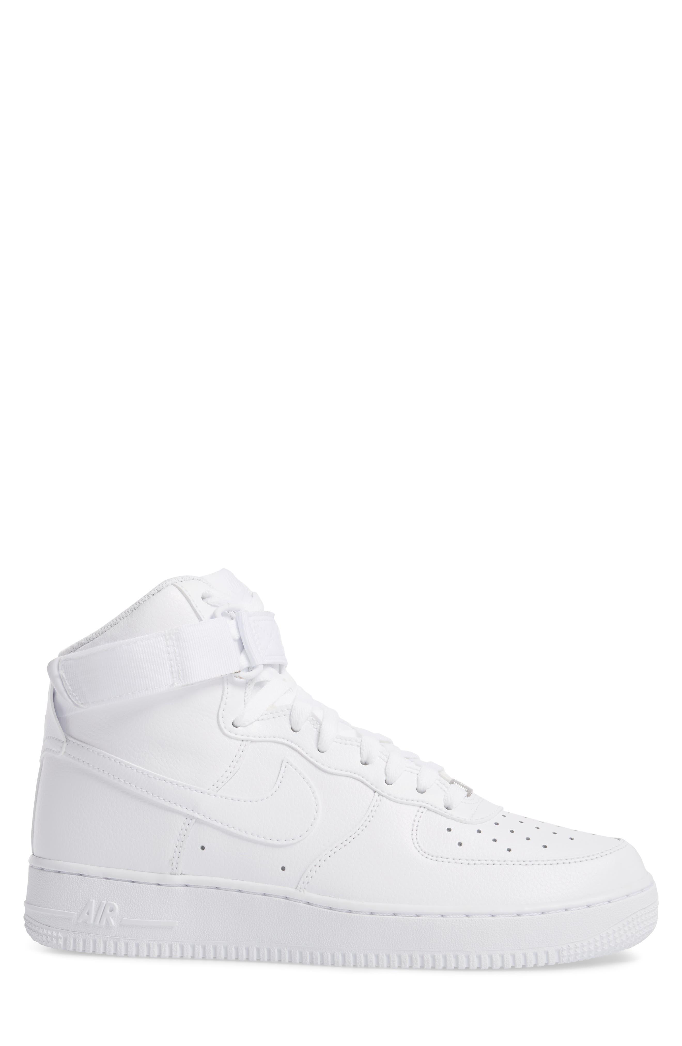 Alternate Image 3  - Nike Air Force 1 High '07 Sneaker (Men)