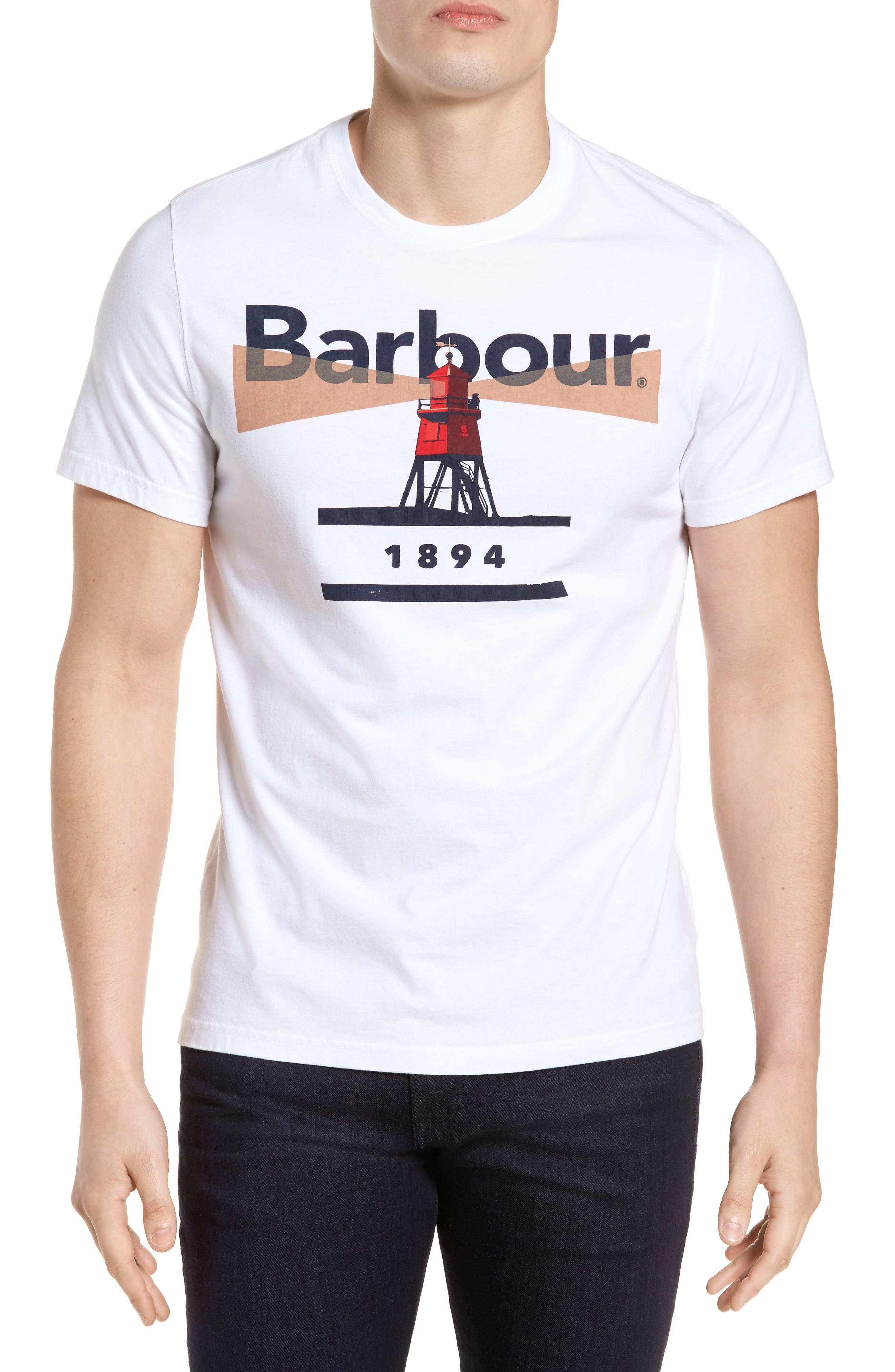 Barbour Beacon 94 Crewneck T-Shirt
