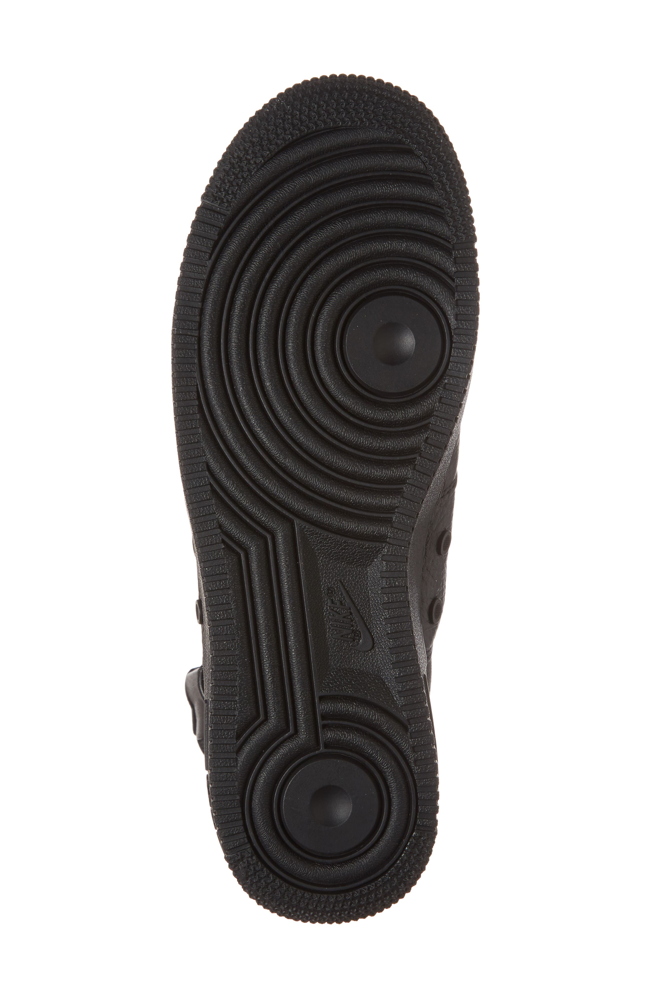 Alternate Image 6  - Nike SF Air Force 1 Mid Sneaker (Men)