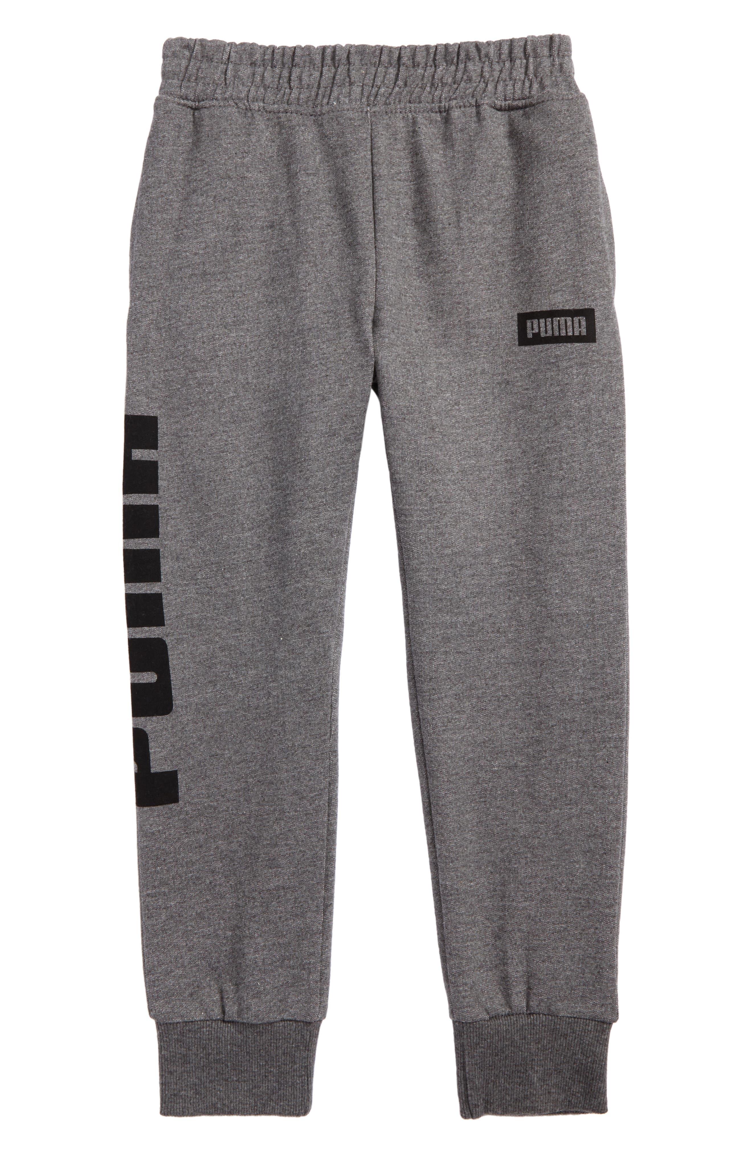 Rebel Track Pants,                         Main,                         color, Charcoal Heather