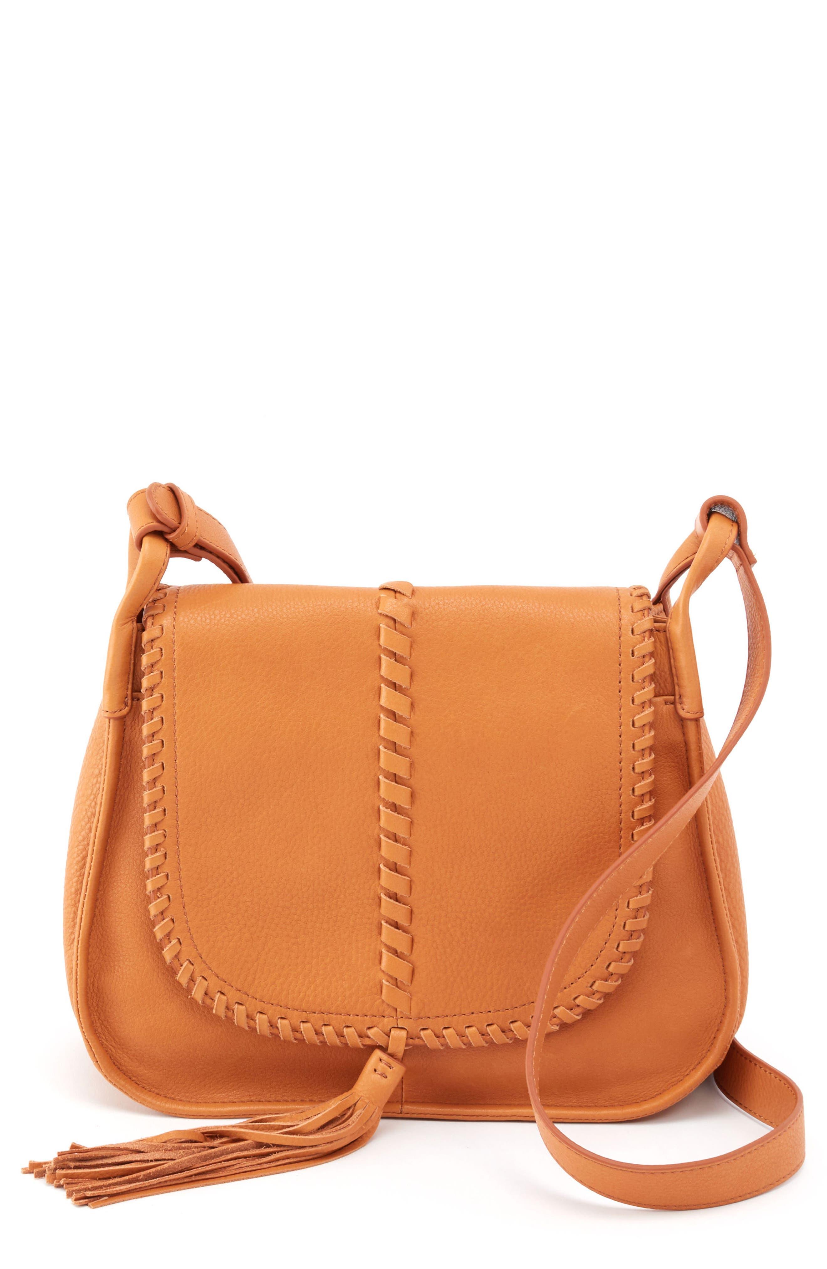 Hobo Brio Leather Crossbody Bag