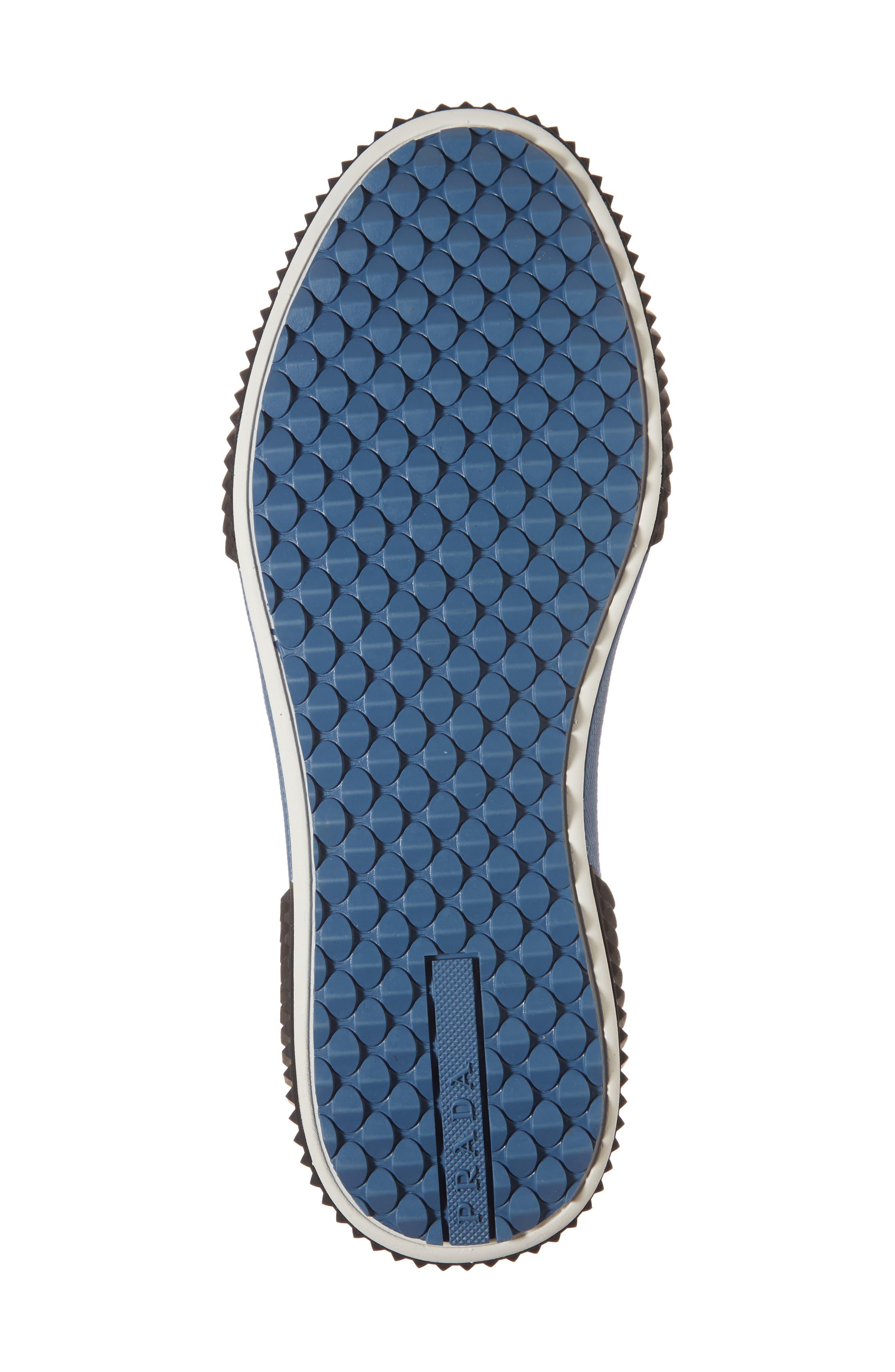 Linea Rossa Skate Slip-On,                             Alternate thumbnail 6, color,                             Baltic Blue