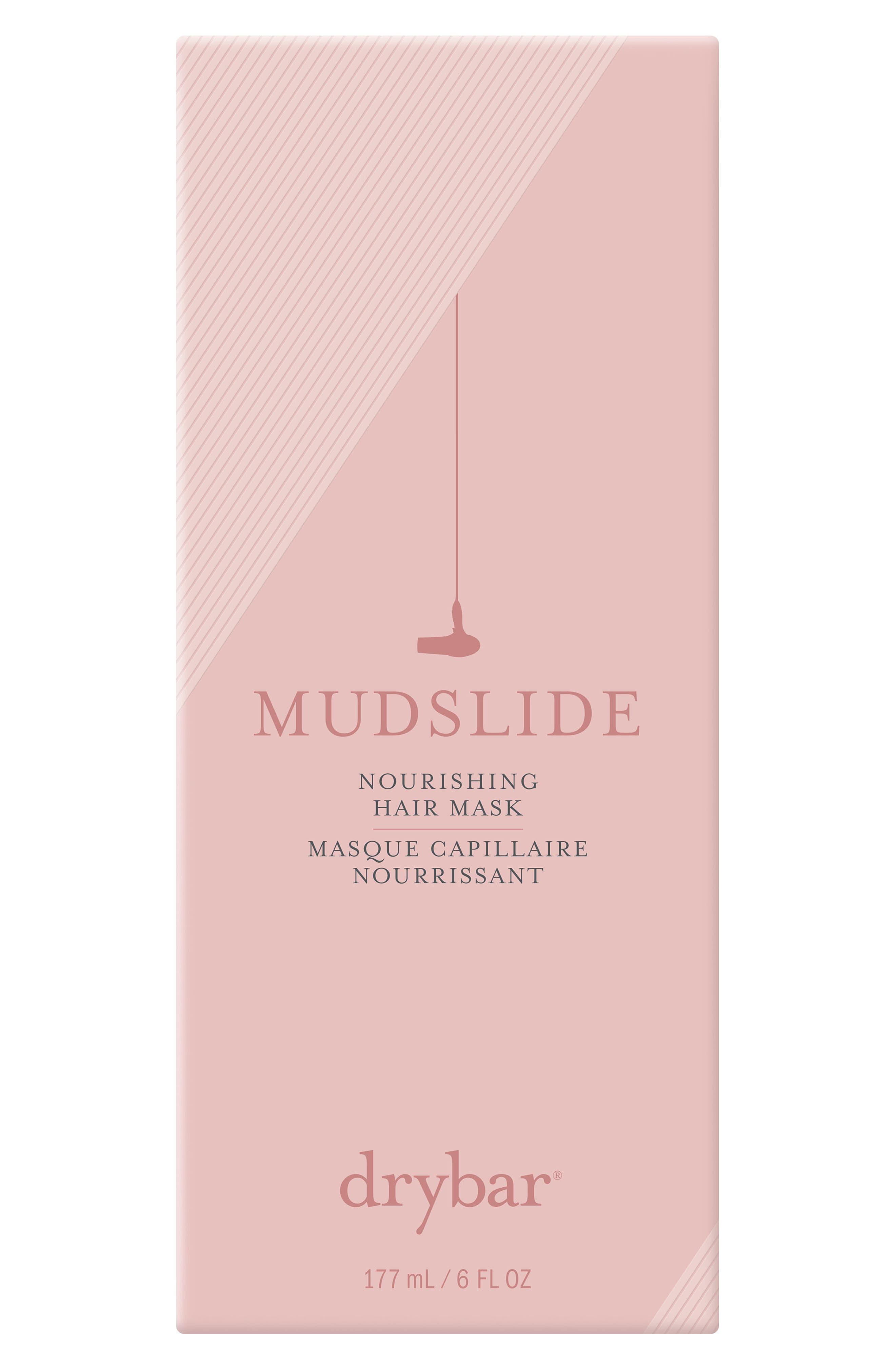 Mudslide Nourishing Hair Mask,                             Alternate thumbnail 2, color,                             No Color