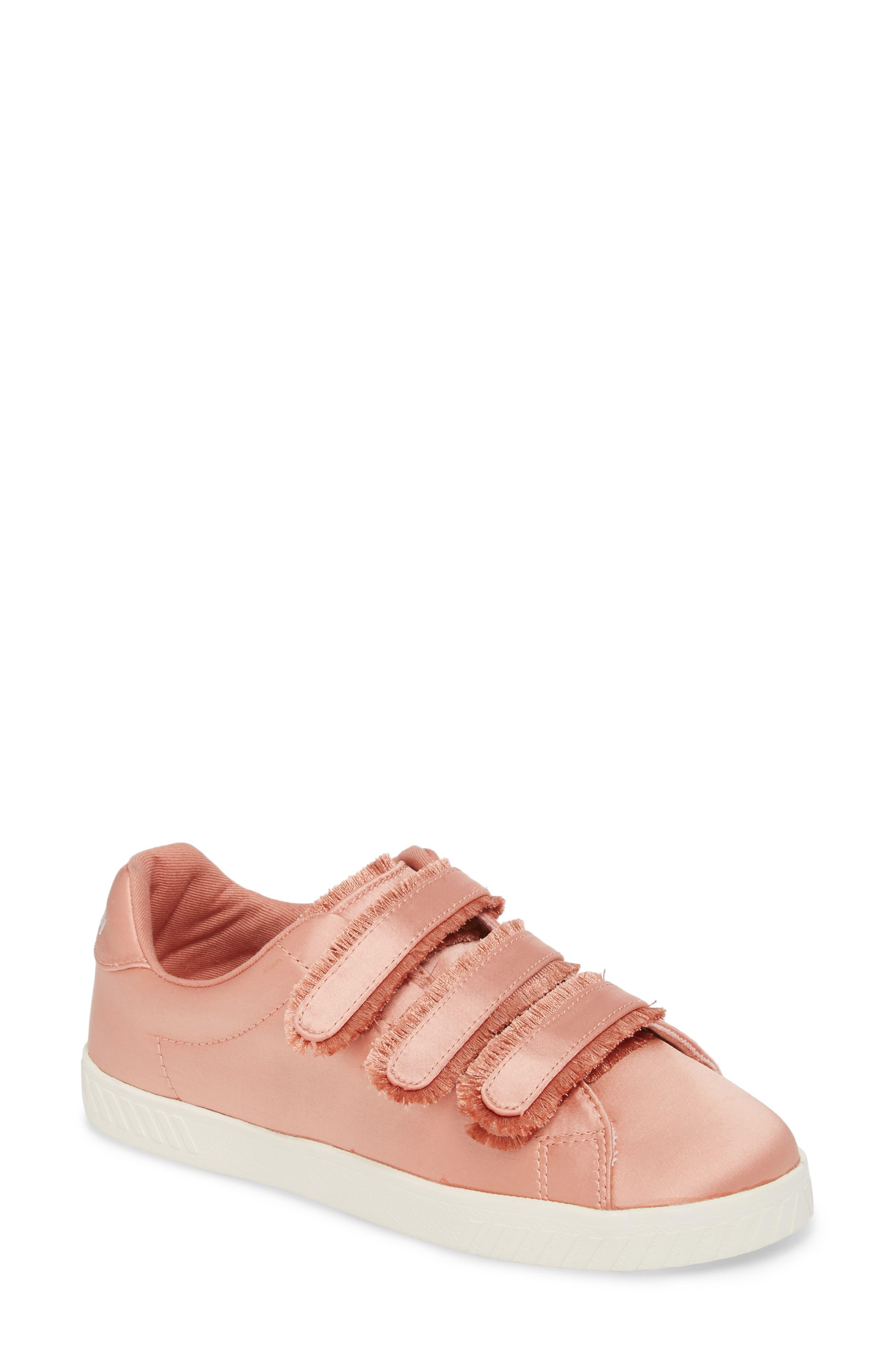 Tretorn Women's Fringed Strap Sneaker B7VEW
