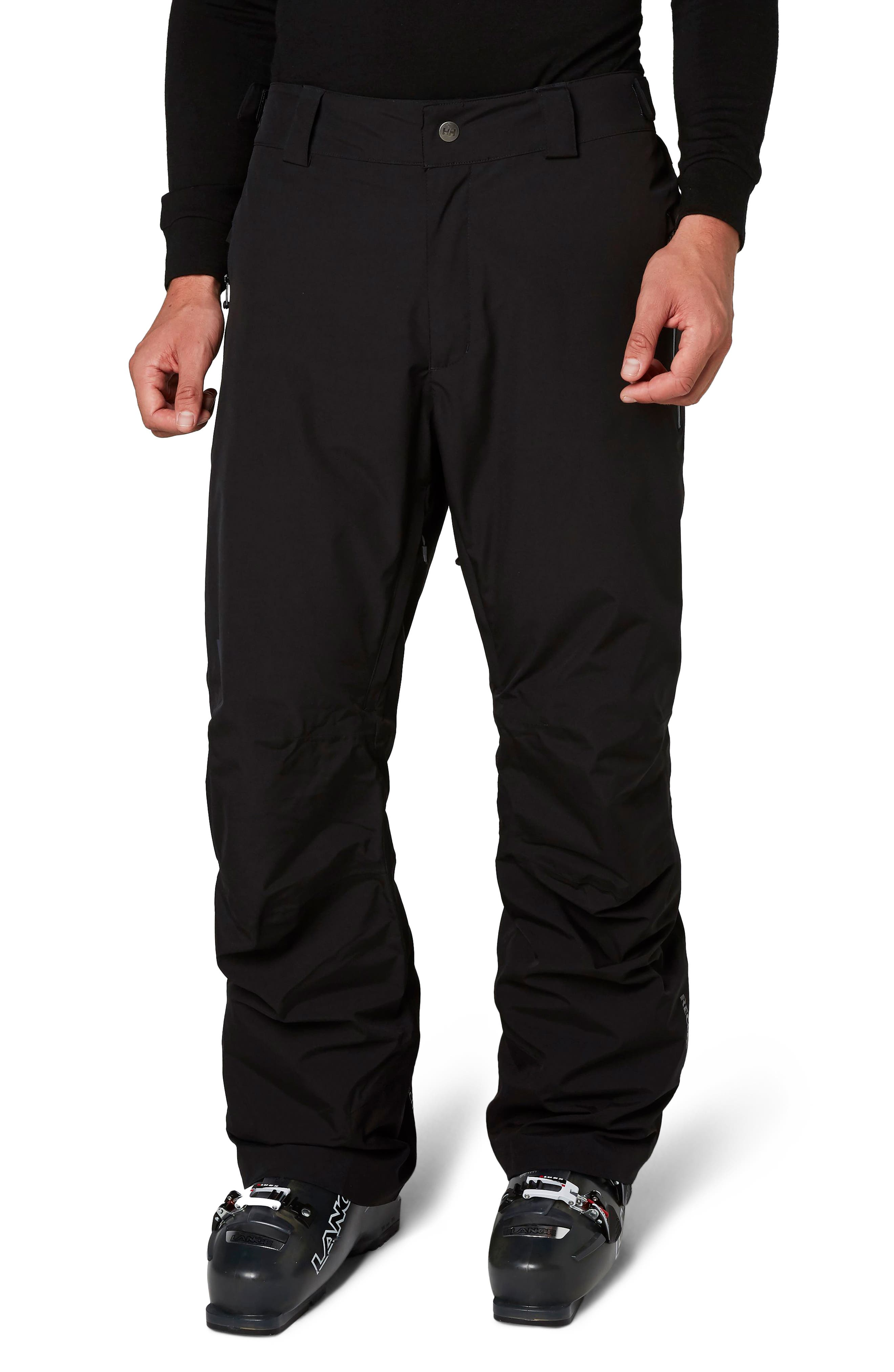 Legendary Waterproof PrimaLoft<sup>®</sup> Insulated Snow Pants,                         Main,                         color, Black