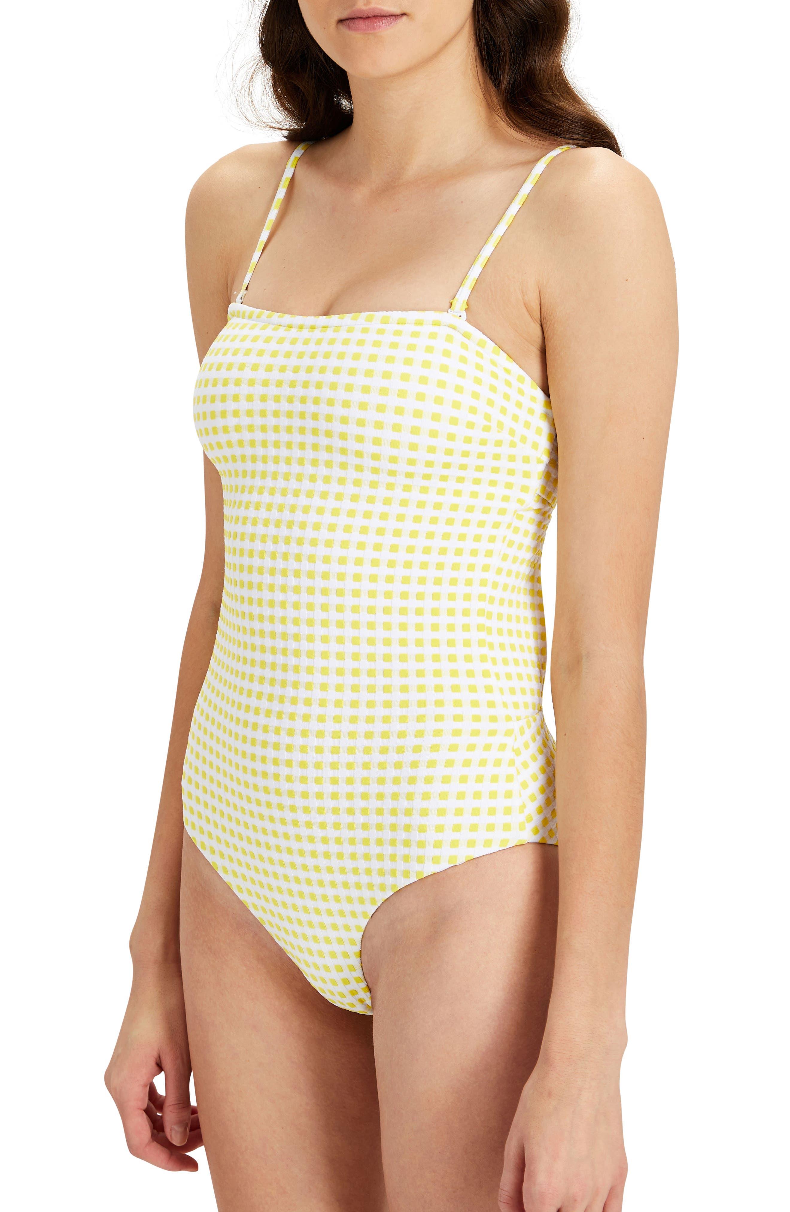 Alternate Image 4  - Onia Estelle Convertible One-Piece Swimsuit