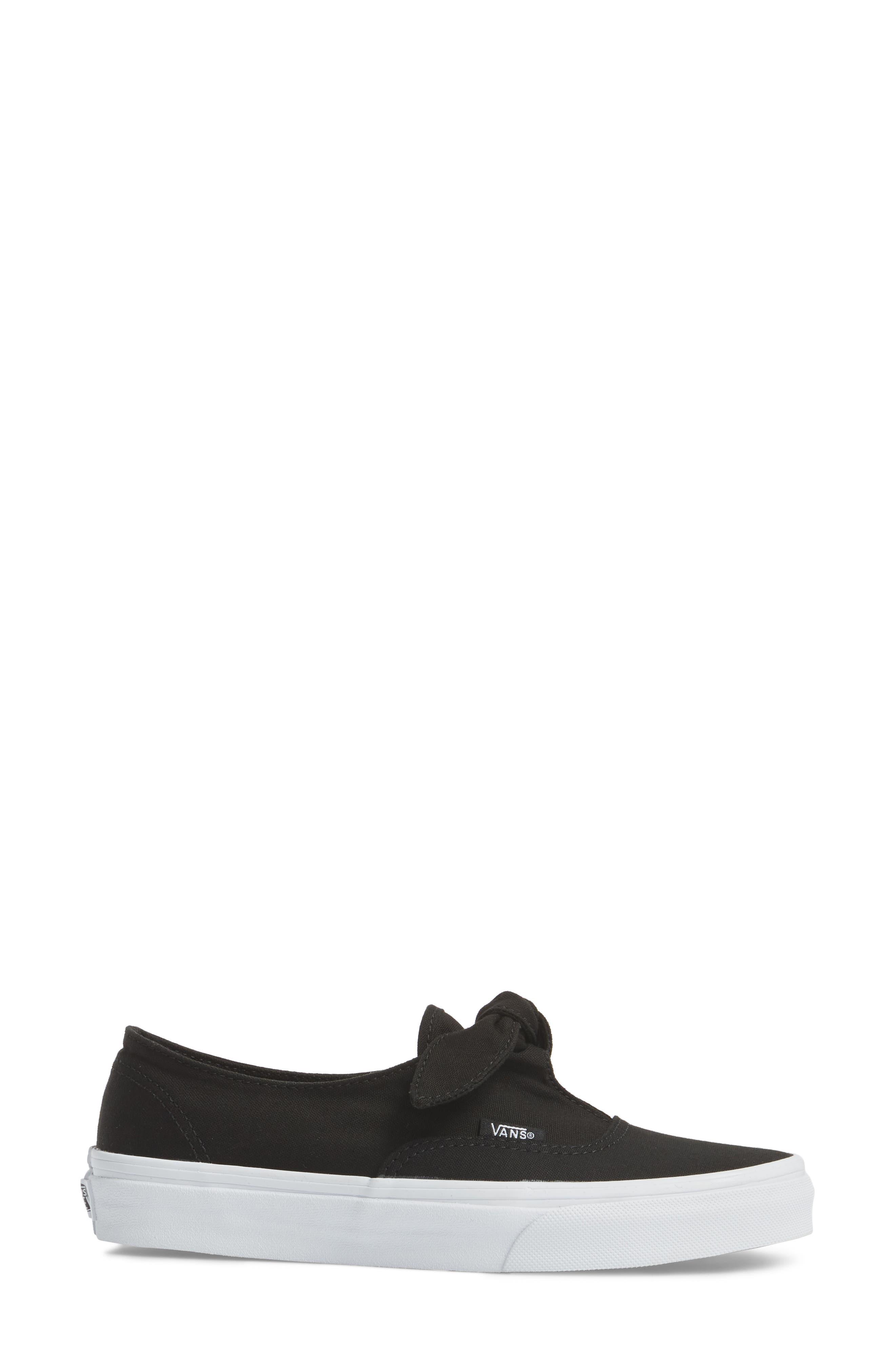 Alternate Image 3  - Vans UA Authentic Knotted Slip-On Sneaker (Women)
