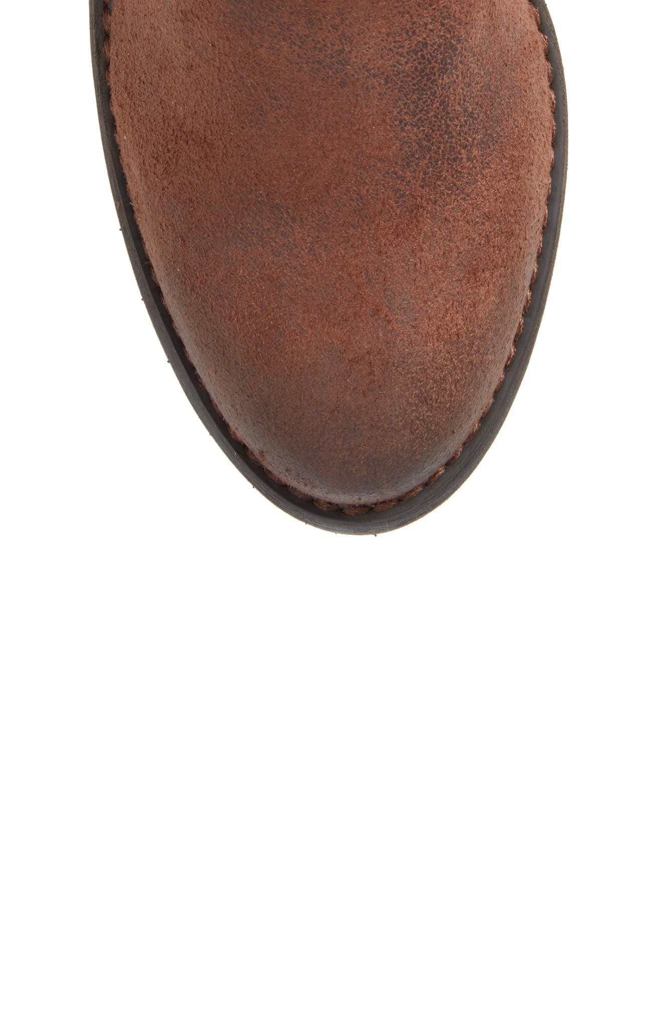 Marcel Corseted Knee High Boot,                             Alternate thumbnail 5, color,                             Serape