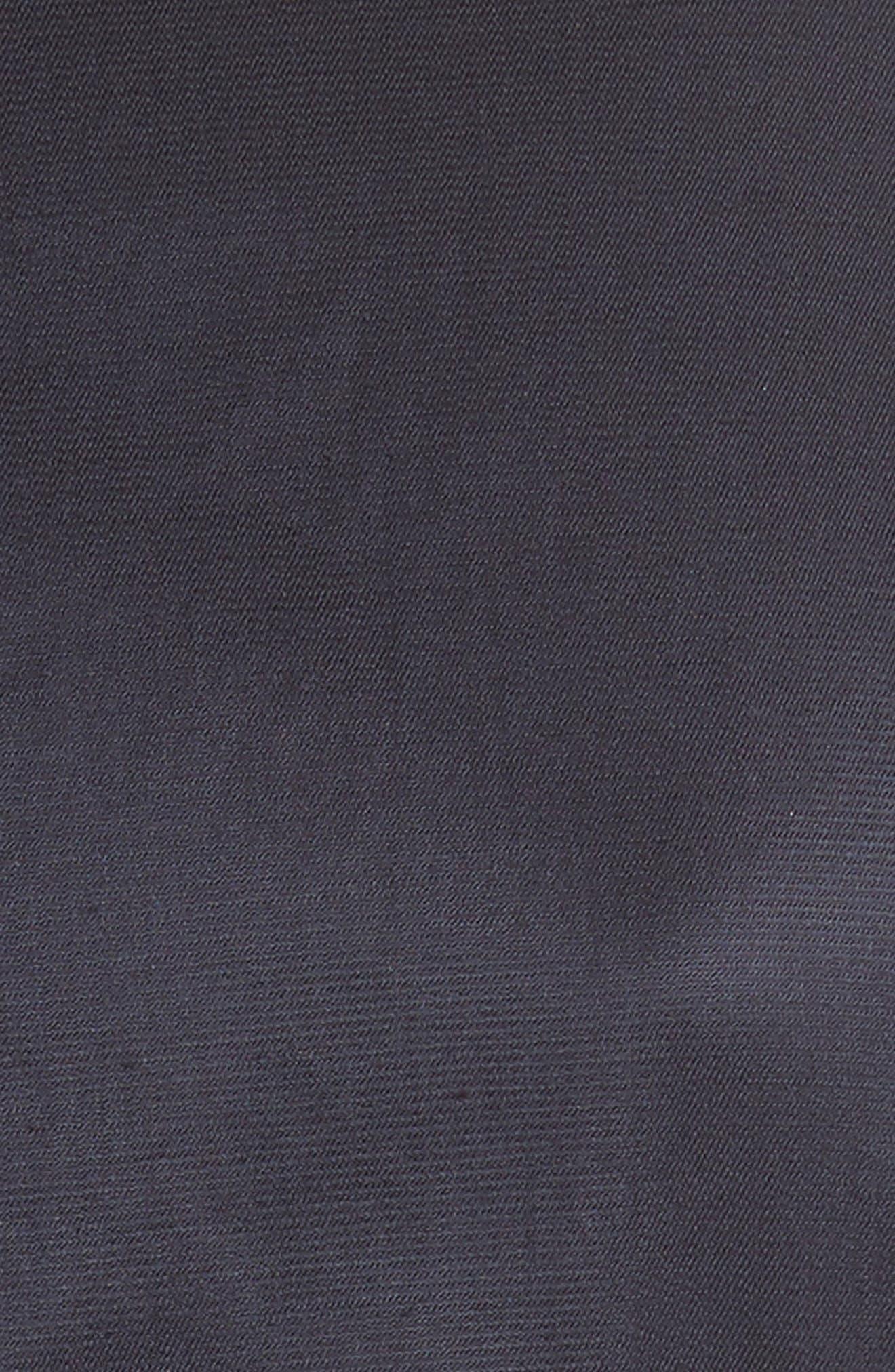 Broken Sateen Jumpsuit,                             Alternate thumbnail 5, color,                             Blue Stone