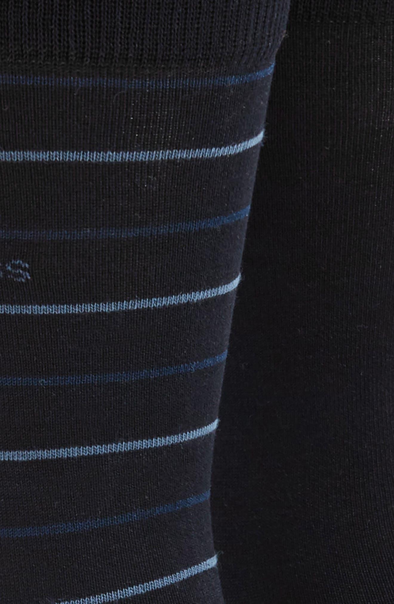 Assorted 2-Pack Socks,                             Alternate thumbnail 2, color,                             Blue