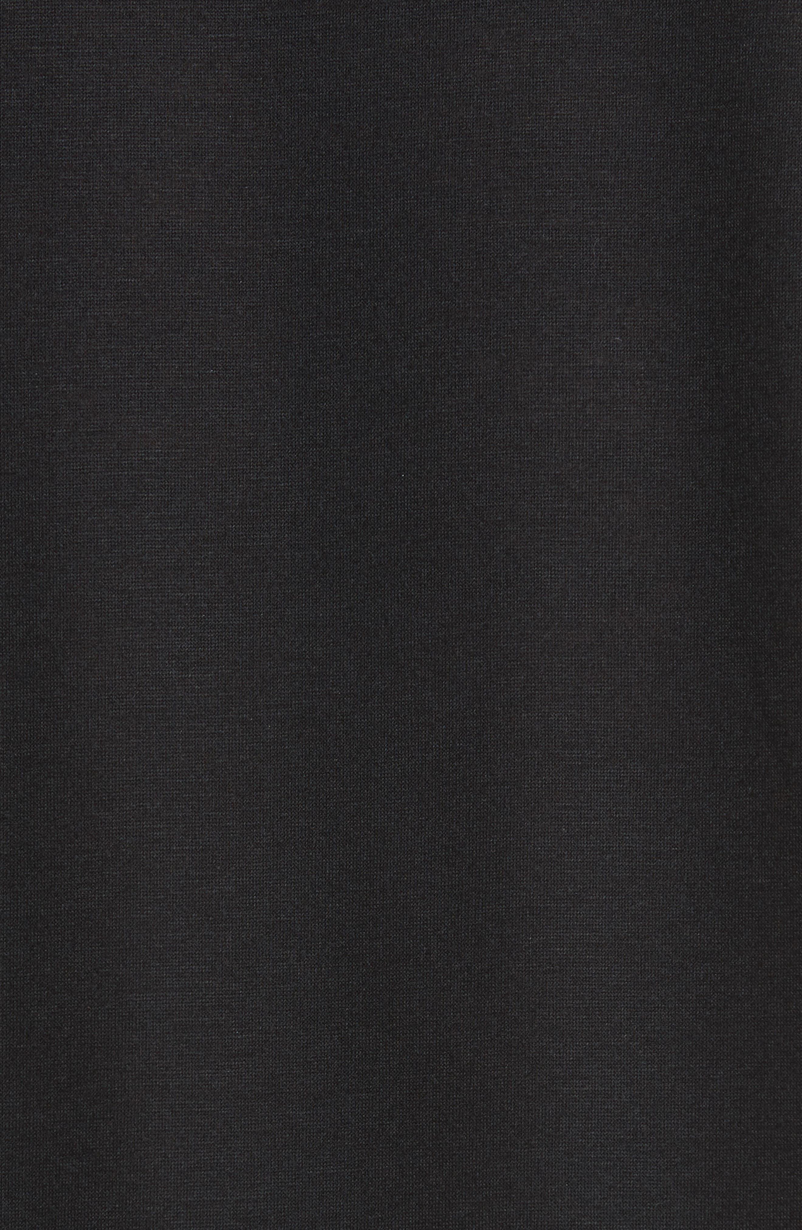 City of Stars Graphic T-Shirt,                             Alternate thumbnail 5, color,                             Black