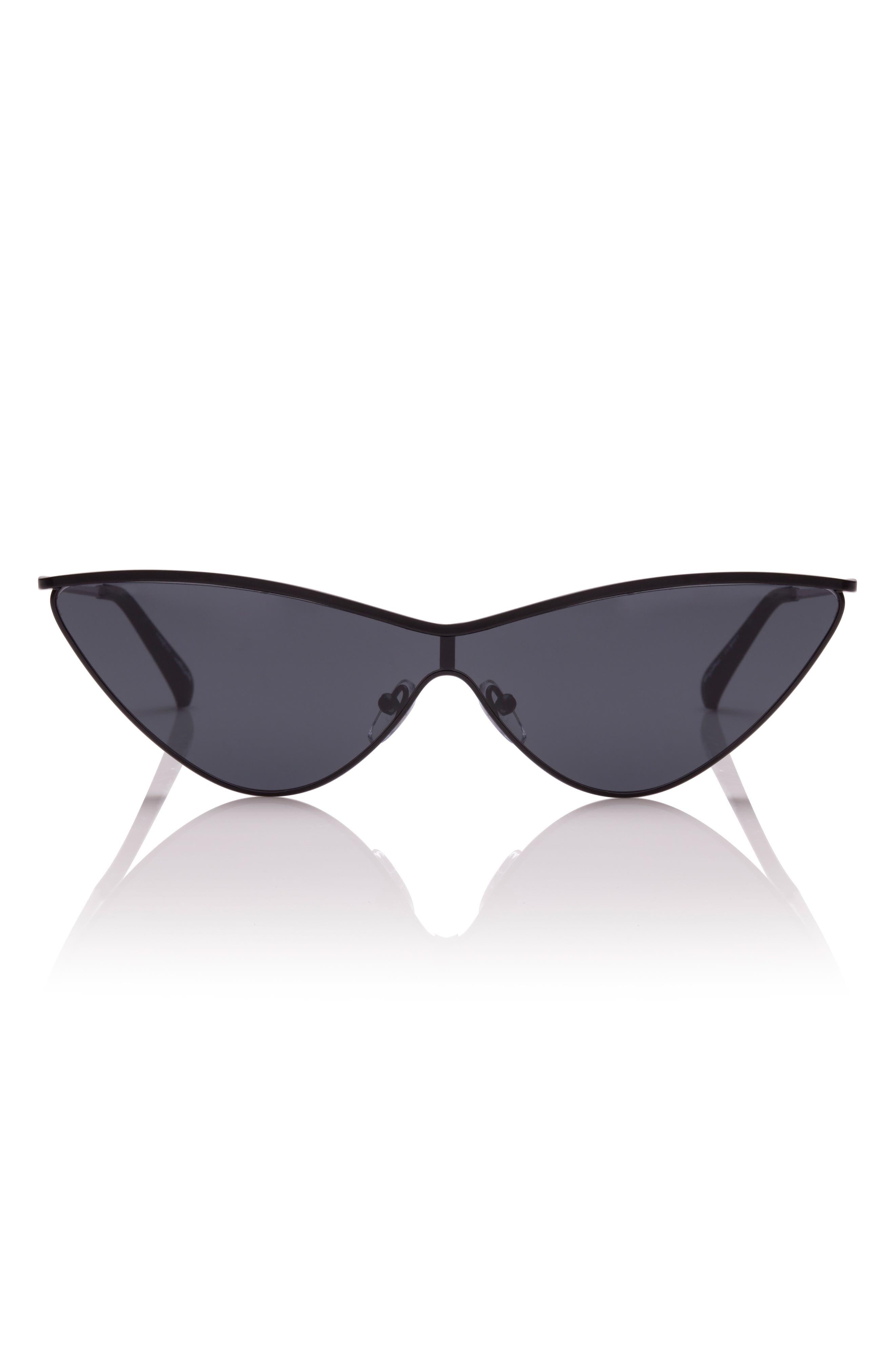Main Image - Le Specs x Adam Selman The Fugitive 71mm Sunglasses