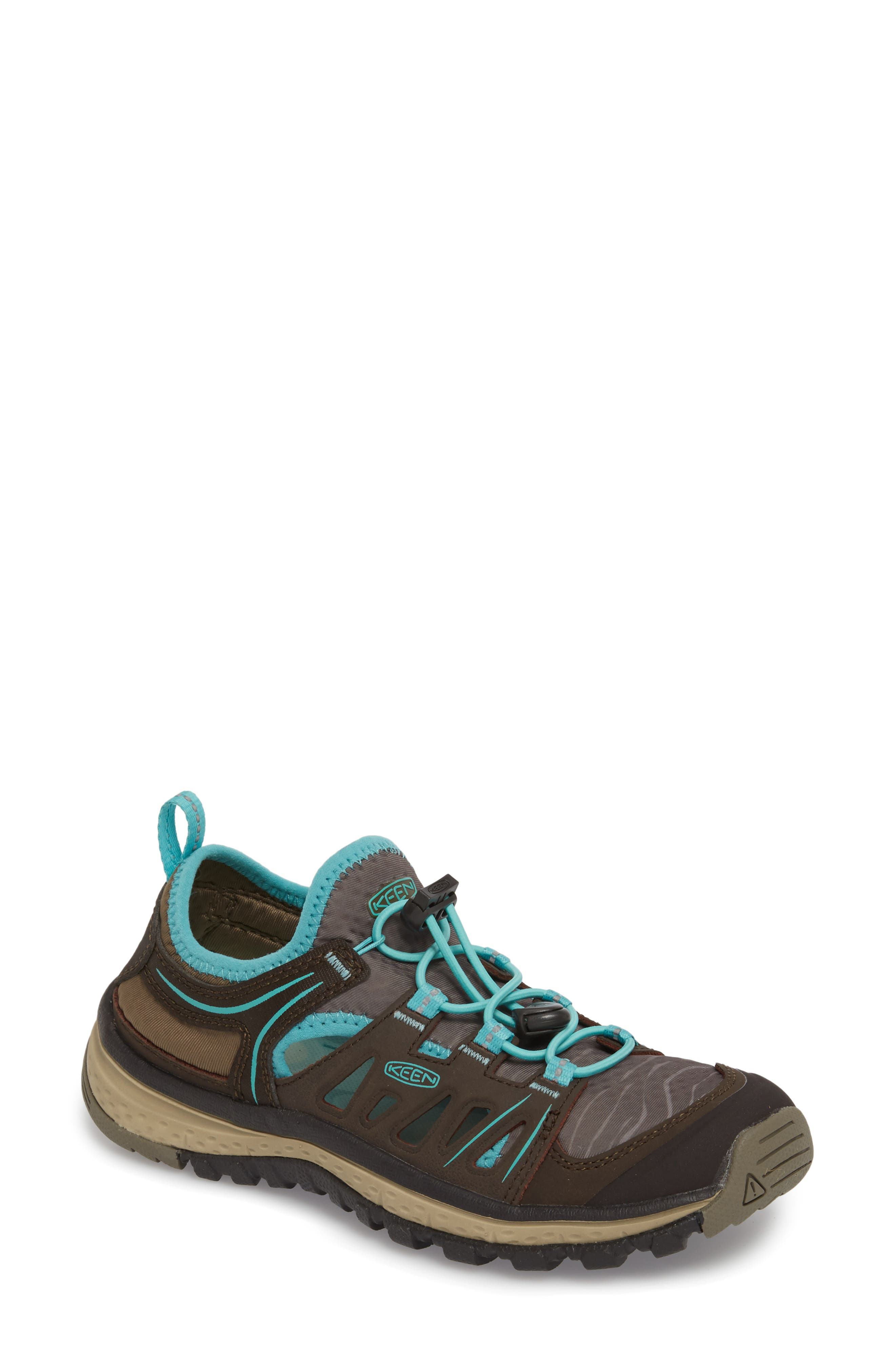 Alternate Image 1 Selected - Keen Terradora Ethos Hiking Sneaker (Women)