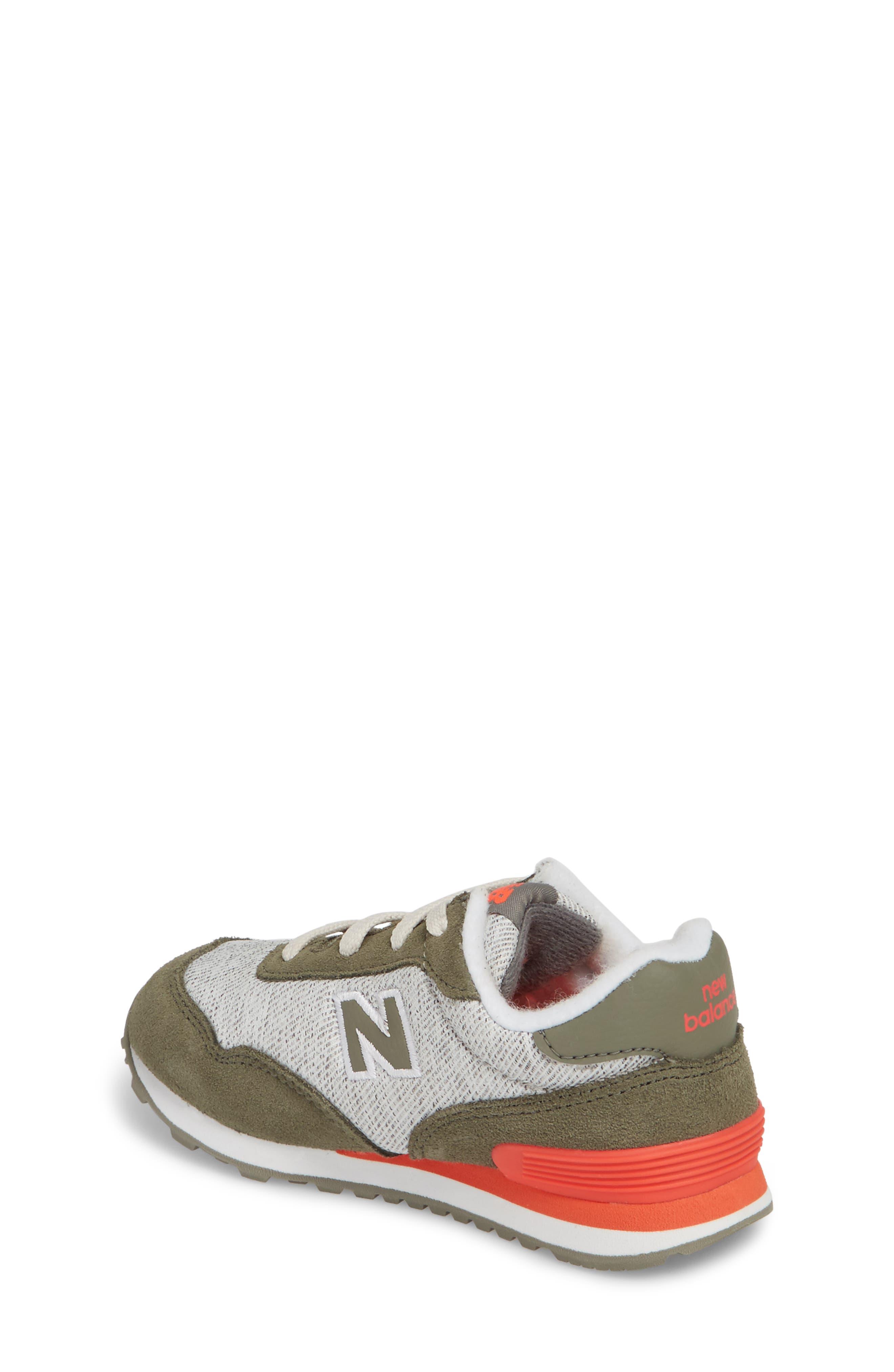 515 Sneaker,                             Alternate thumbnail 2, color,                             Green