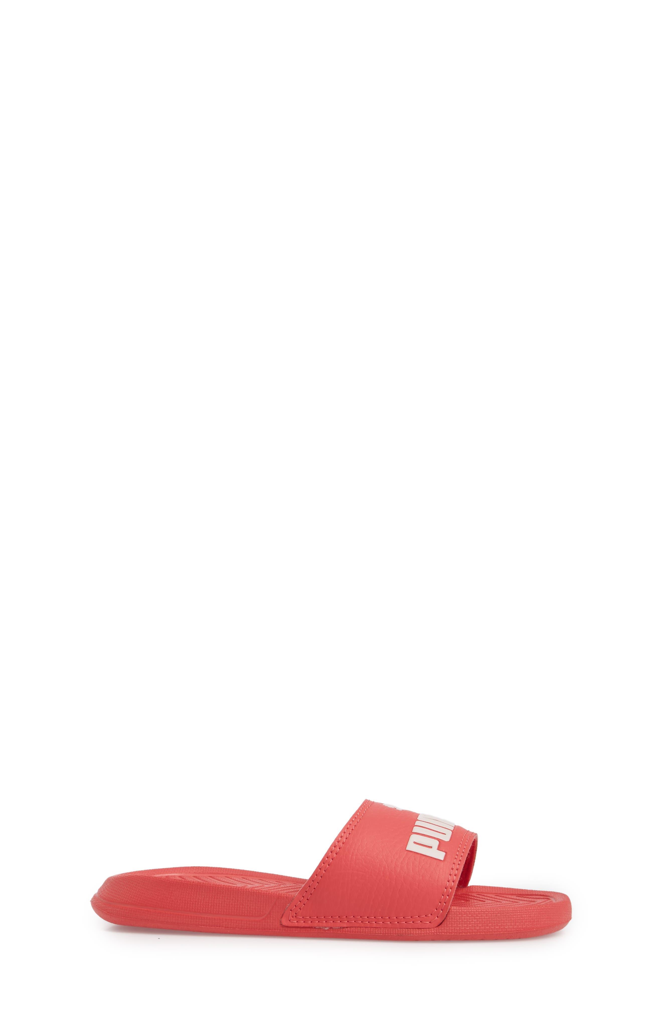 Popcat Slide Sandal,                             Alternate thumbnail 3, color,                             Paradise Pink/ Pearl