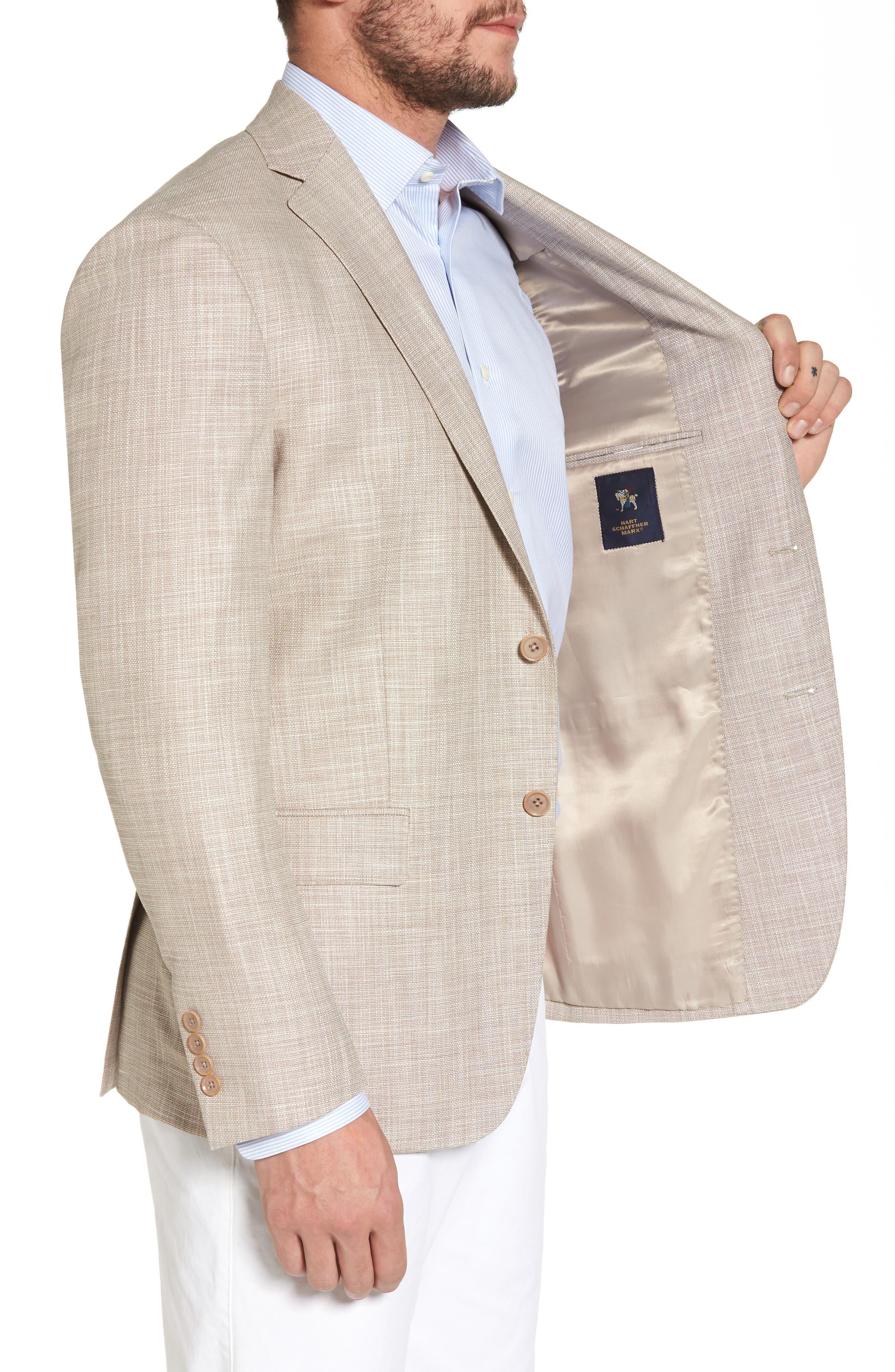 Alternate Image 3  - Hart Schaffner Marx Classic Fit Sport Coat