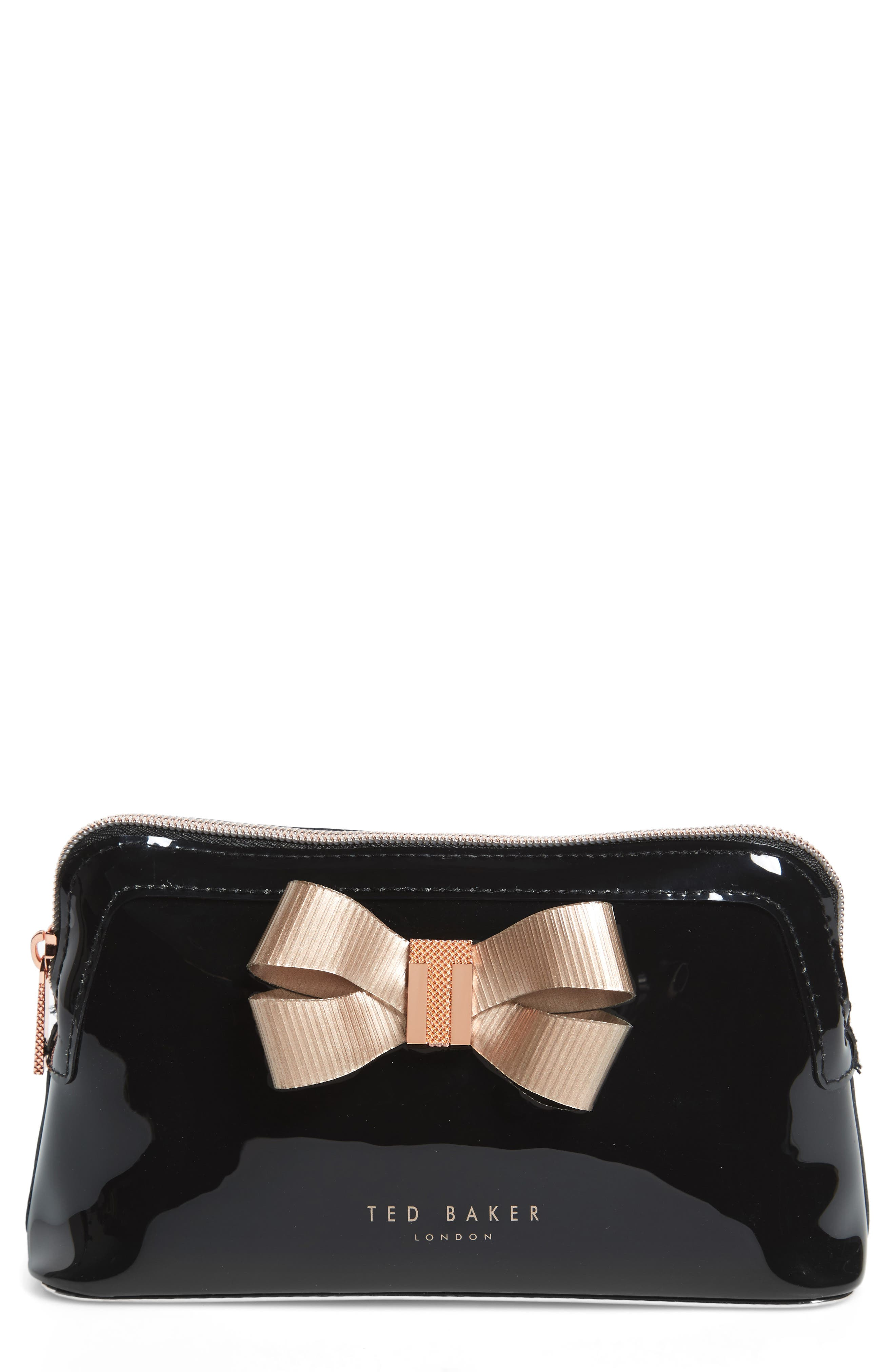Ted Baker London Lezlie Bow Makeup Bag