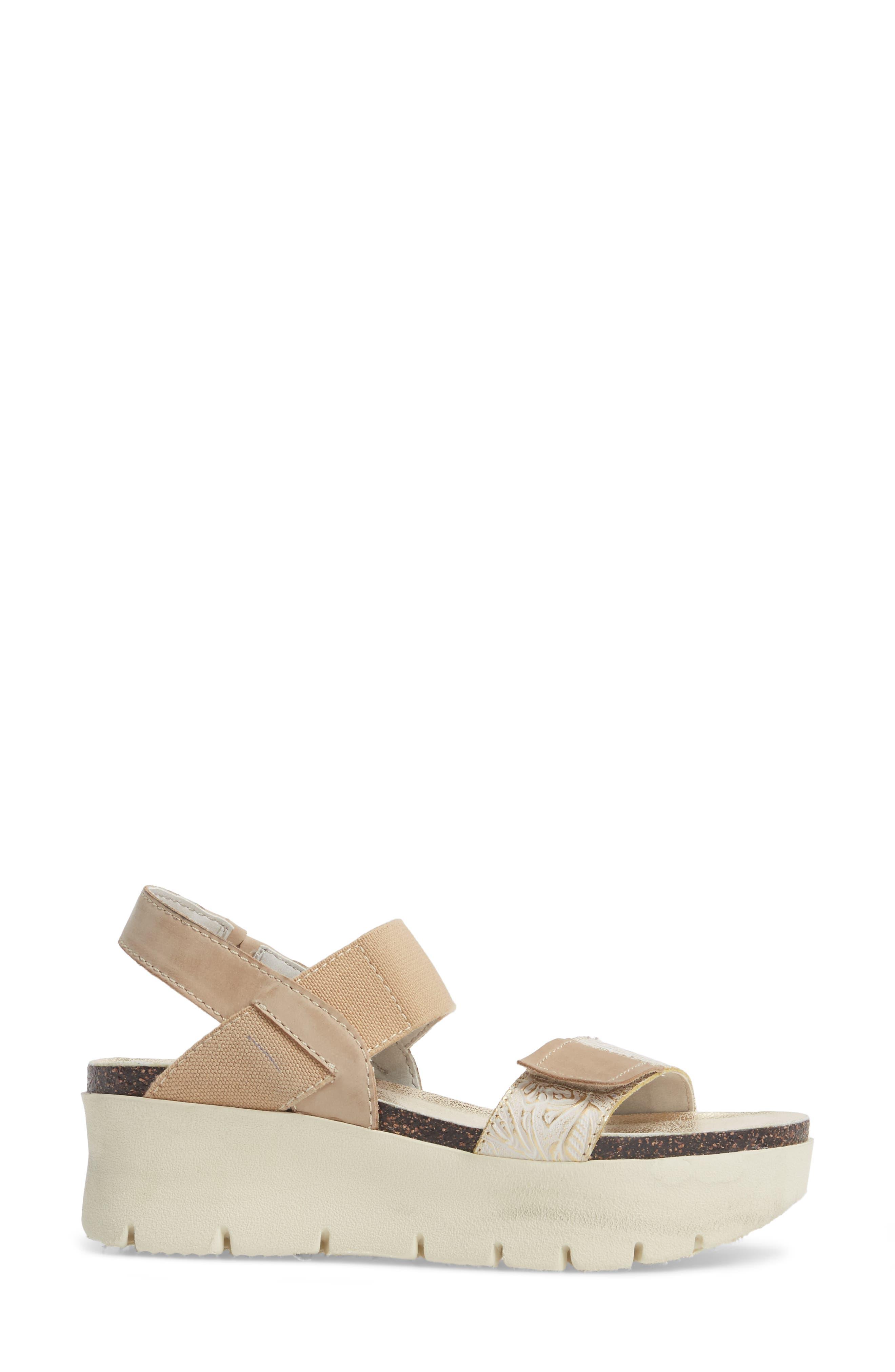Alternate Image 3  - OTBT Nova Platform Sandal (Women)