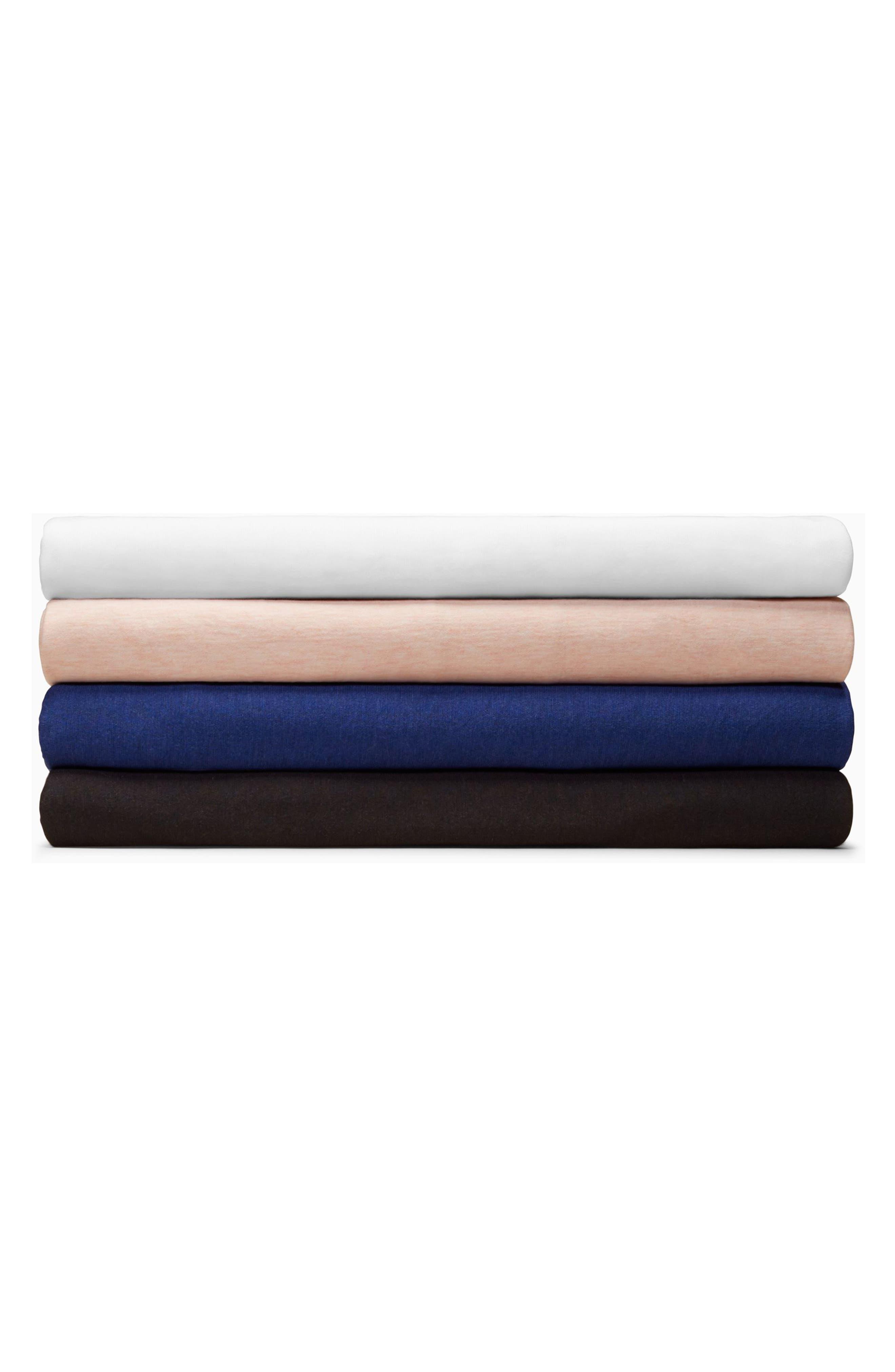 Alternate Image 3  - Calvin Klein Harrison Flat Sheet
