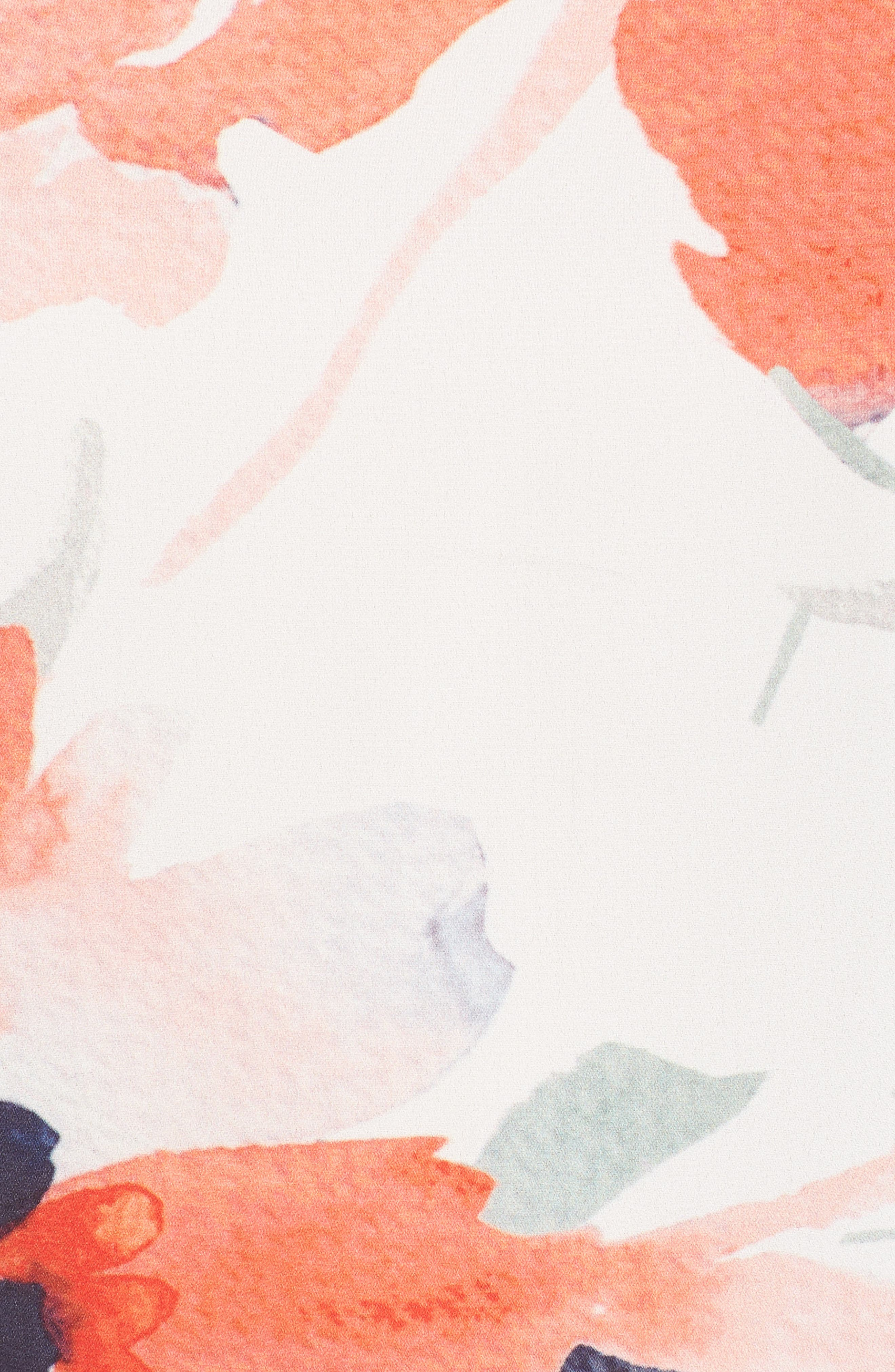 Bishop + Young Ava Cold Shoulder Top,                             Alternate thumbnail 5, color,                             Print