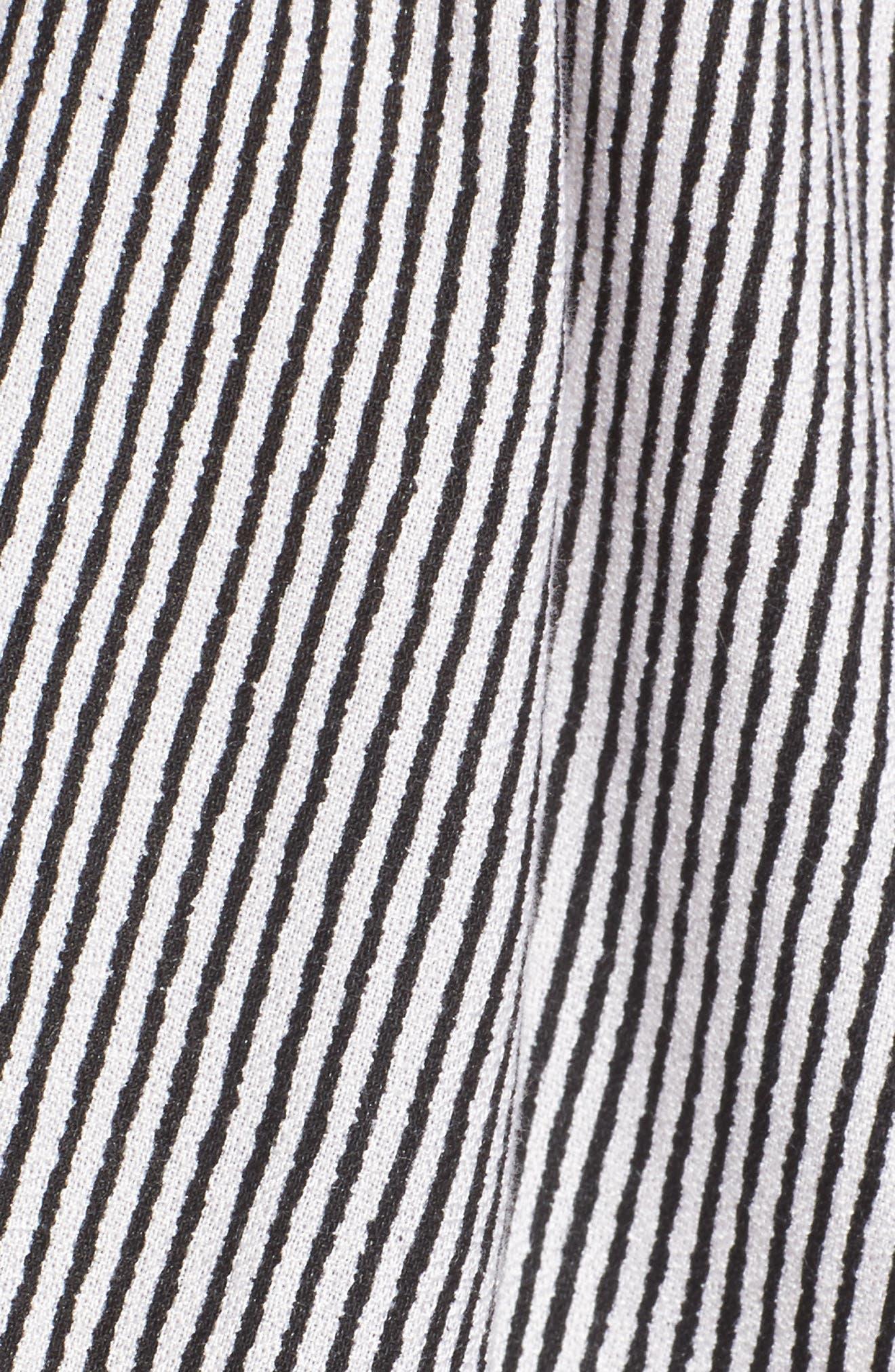 More Love Ruffle Sleeve Top,                             Alternate thumbnail 5, color,                             Ivory