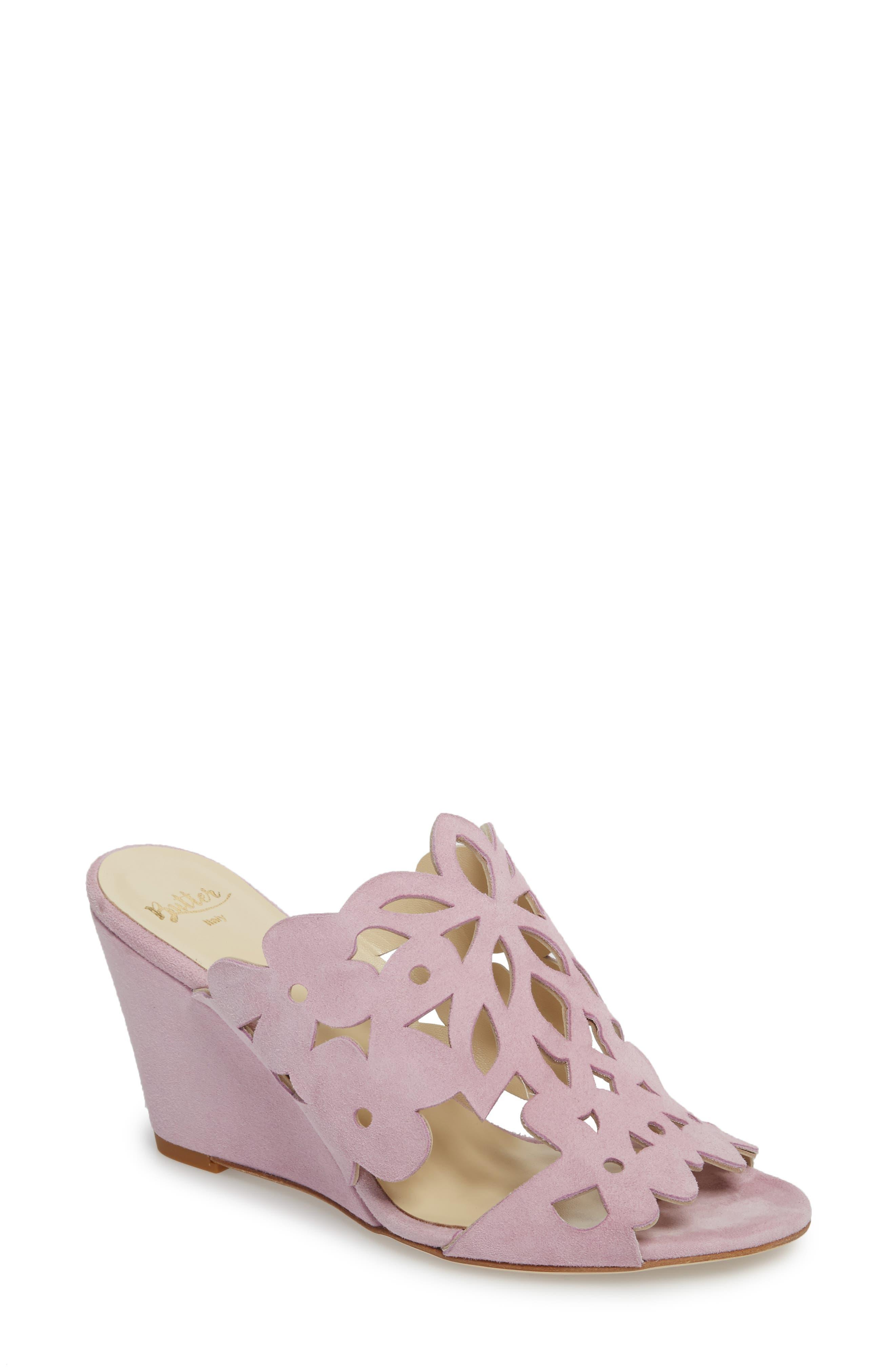 Butter Quinn Wedge Slide Sandal (Women)