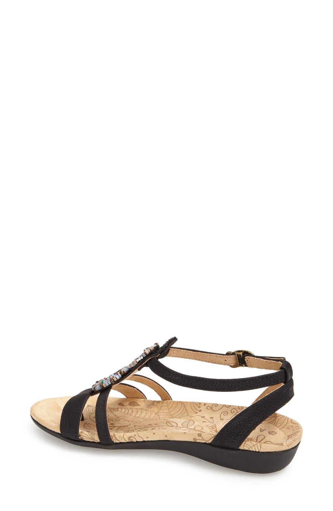 Alternate Image 4  - Acorn Ankle Strap Sandal (Women)