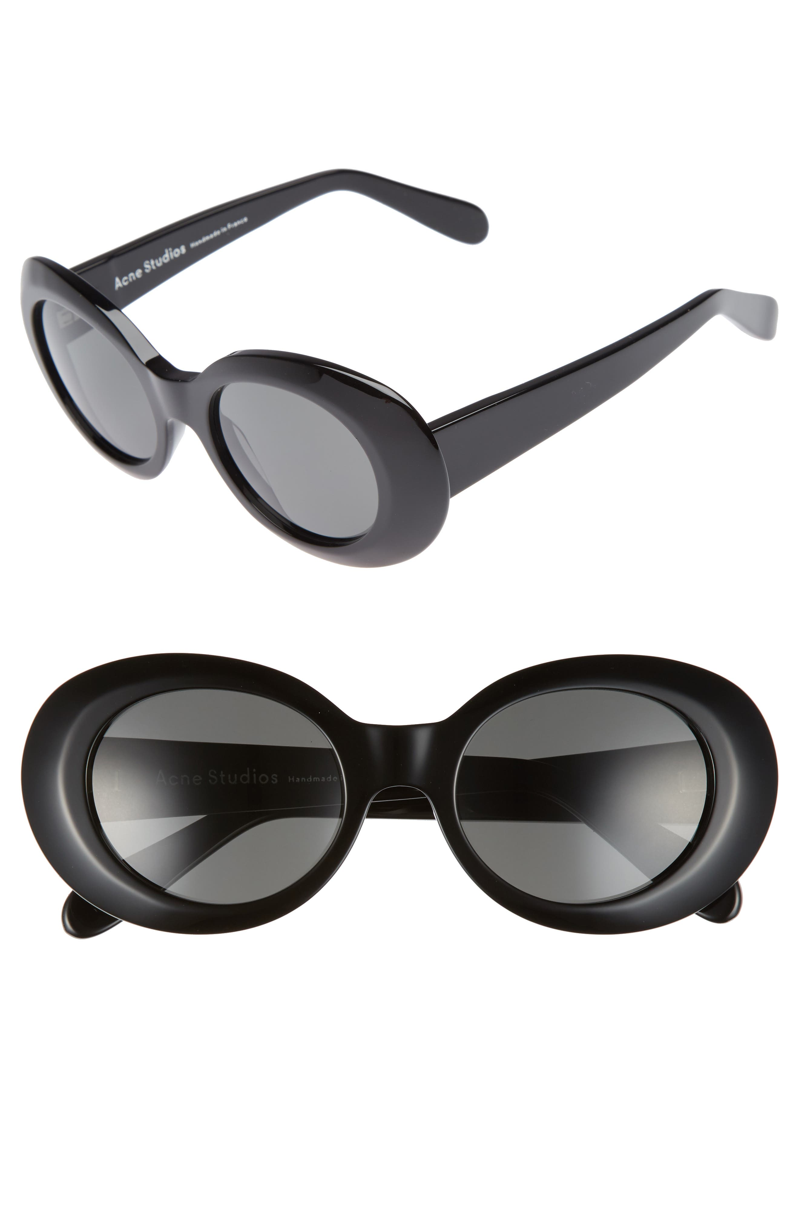 Acne Studios Mustang 48mm Sunglasses