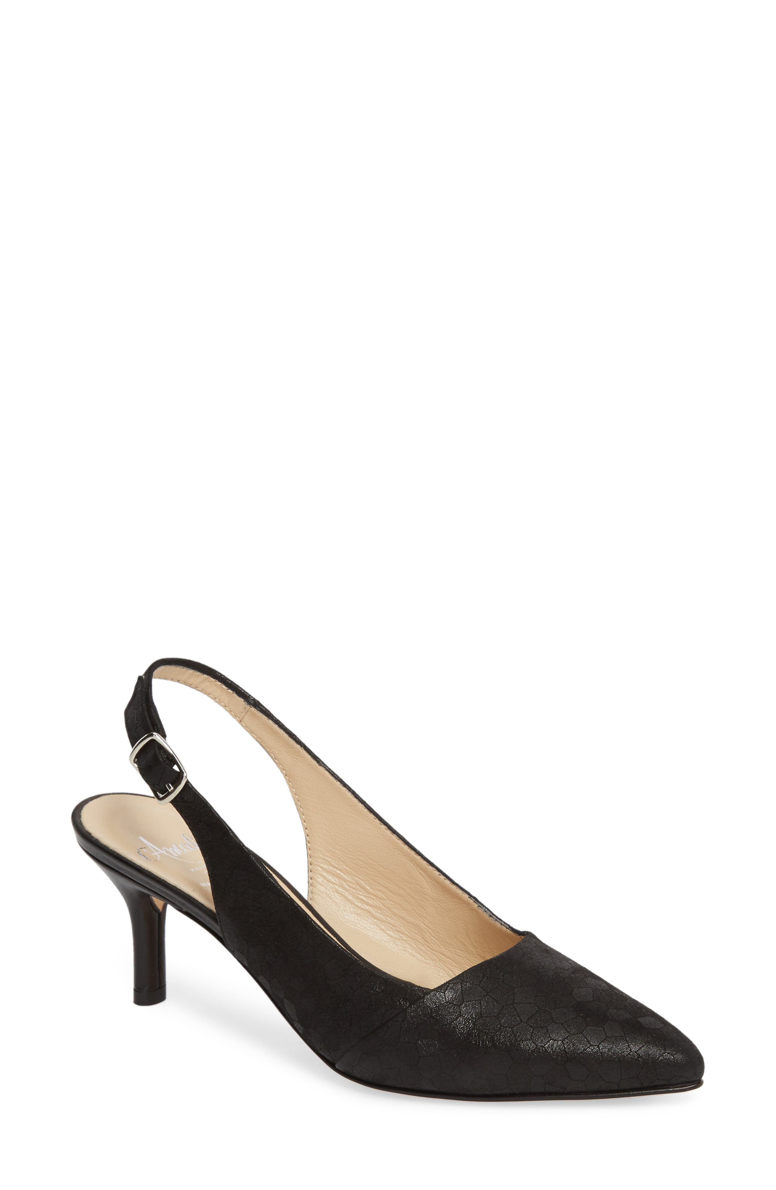 Amalfi by Rangoni Parigi Slingback Pump (Women)