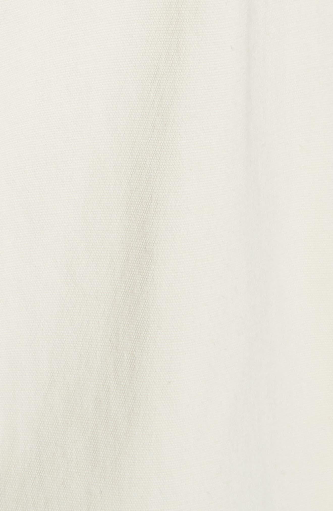 Caymen Cotton Gaucho Pants,                             Alternate thumbnail 5, color,                             Natural