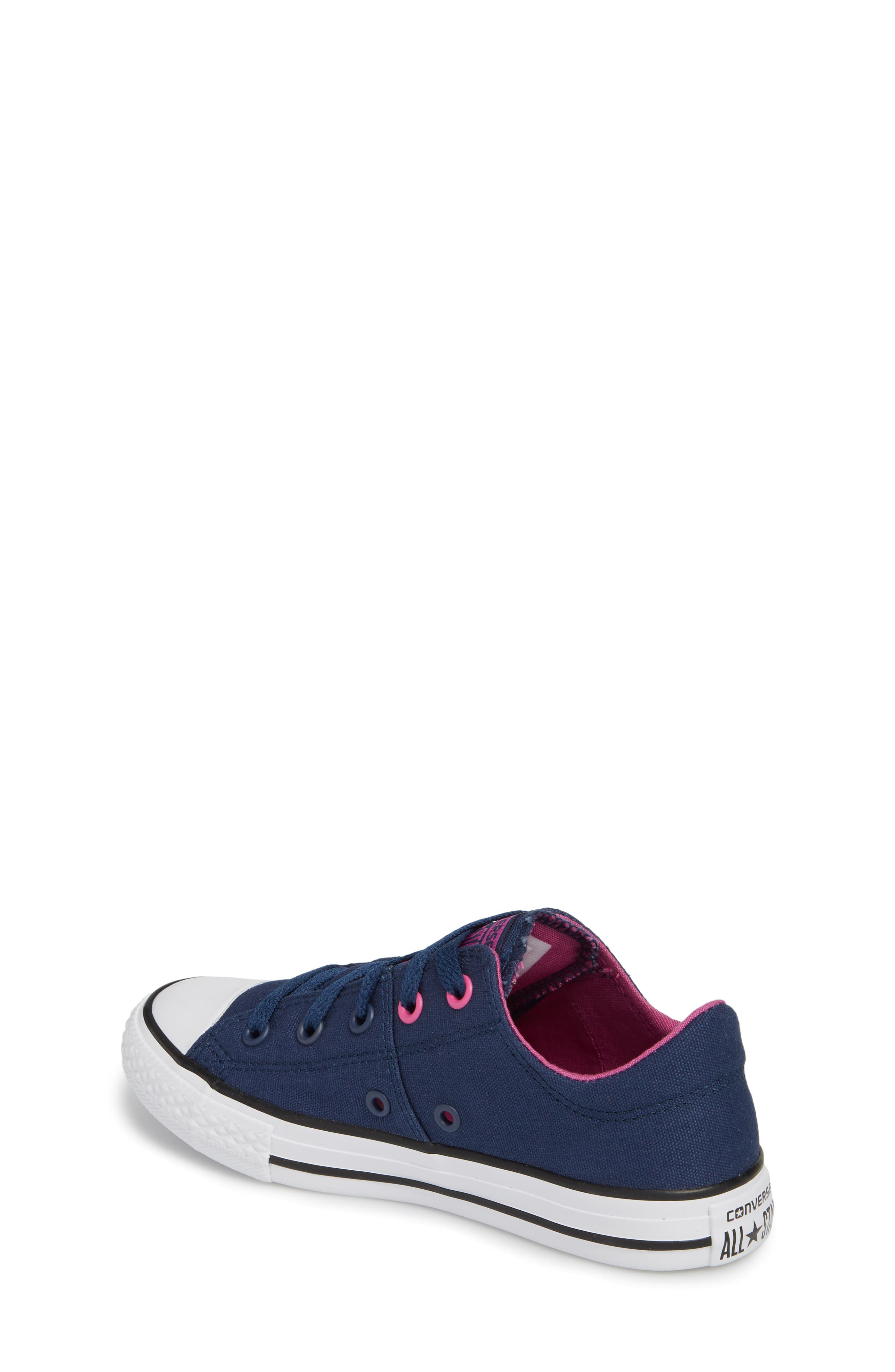 Alternate Image 2  - Converse Chuck Taylor® All Star® Madison Low Top Sneaker (Toddler, Little Kid & Big Kid)