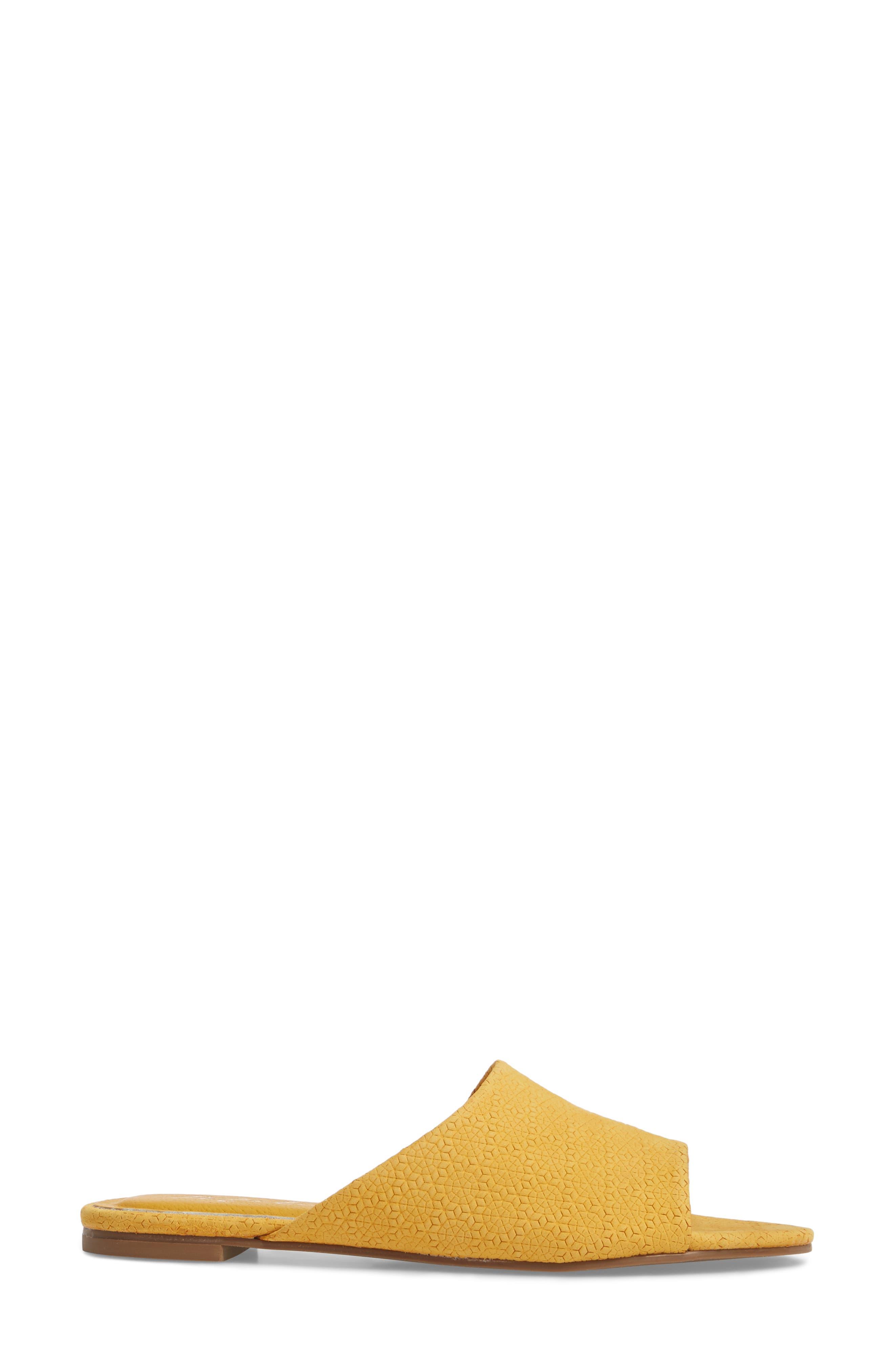 Lira Sandal,                             Alternate thumbnail 3, color,                             Mango Leather