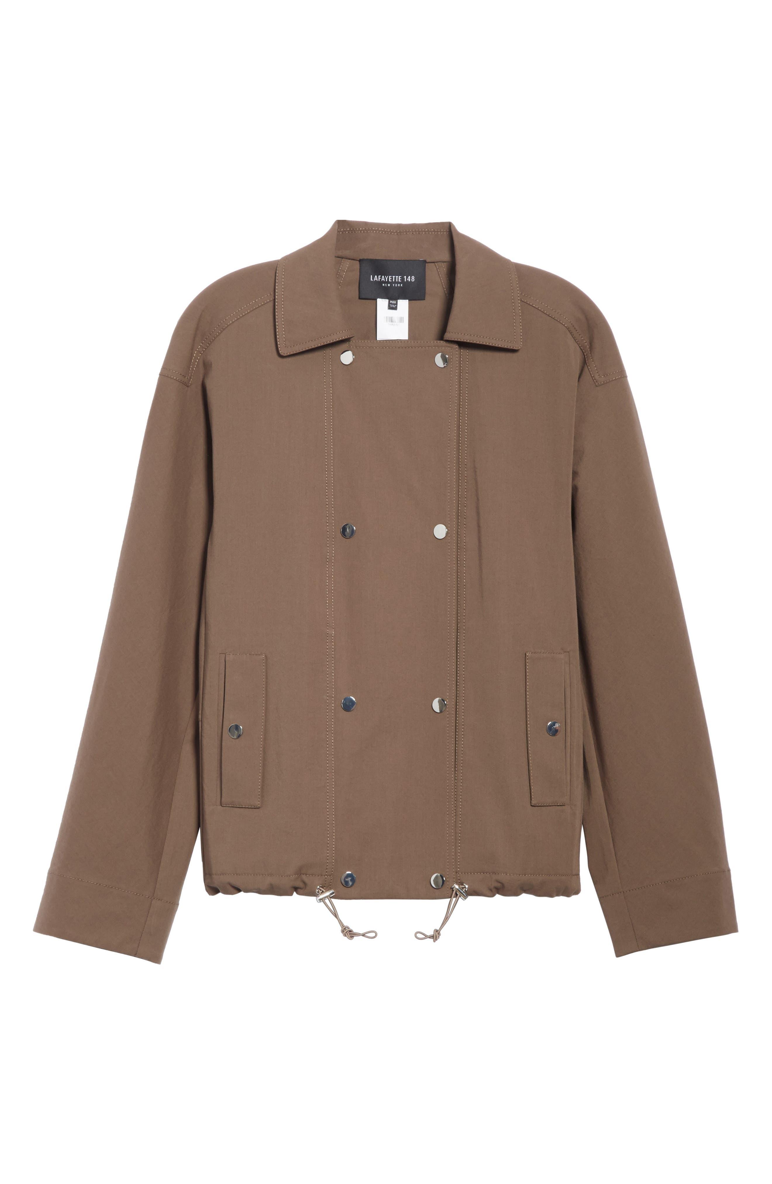 Maxton Jacket,                             Alternate thumbnail 7, color,                             Nougat