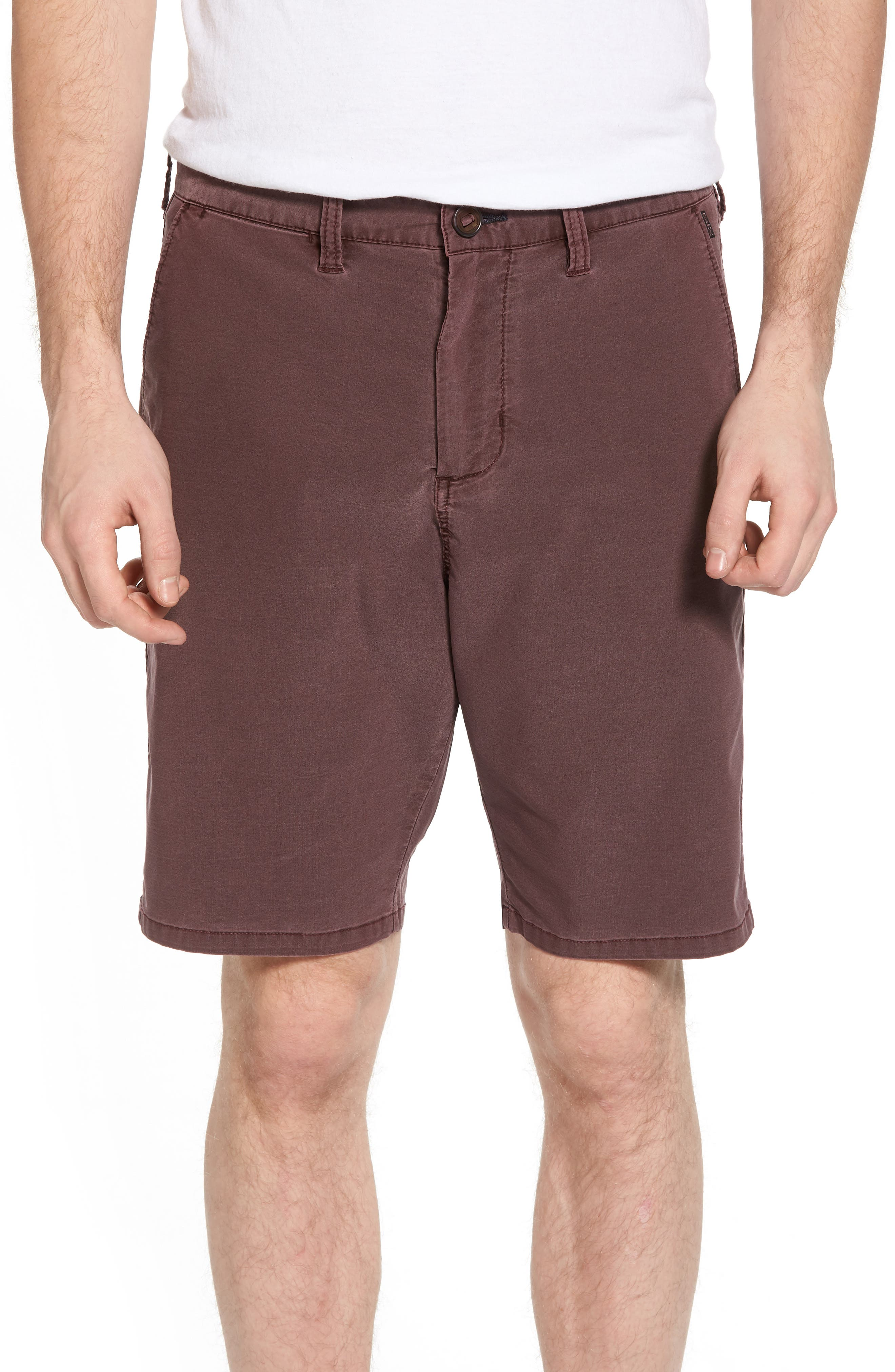 Main Image - Billabong New Order X Overdye Hybrid Shorts