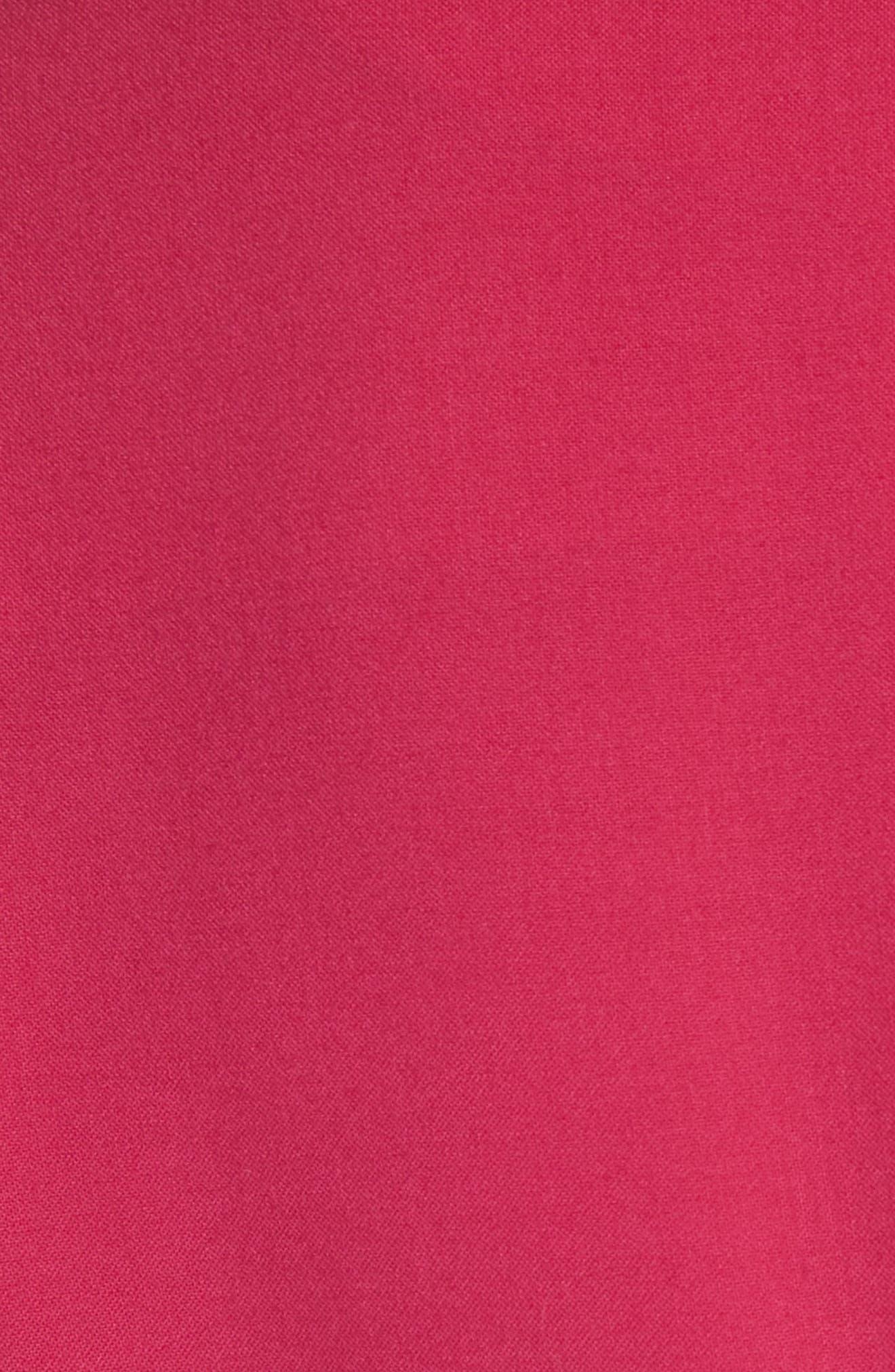 Ridley Stretch Wool Blazer,                             Alternate thumbnail 5, color,                             Pink