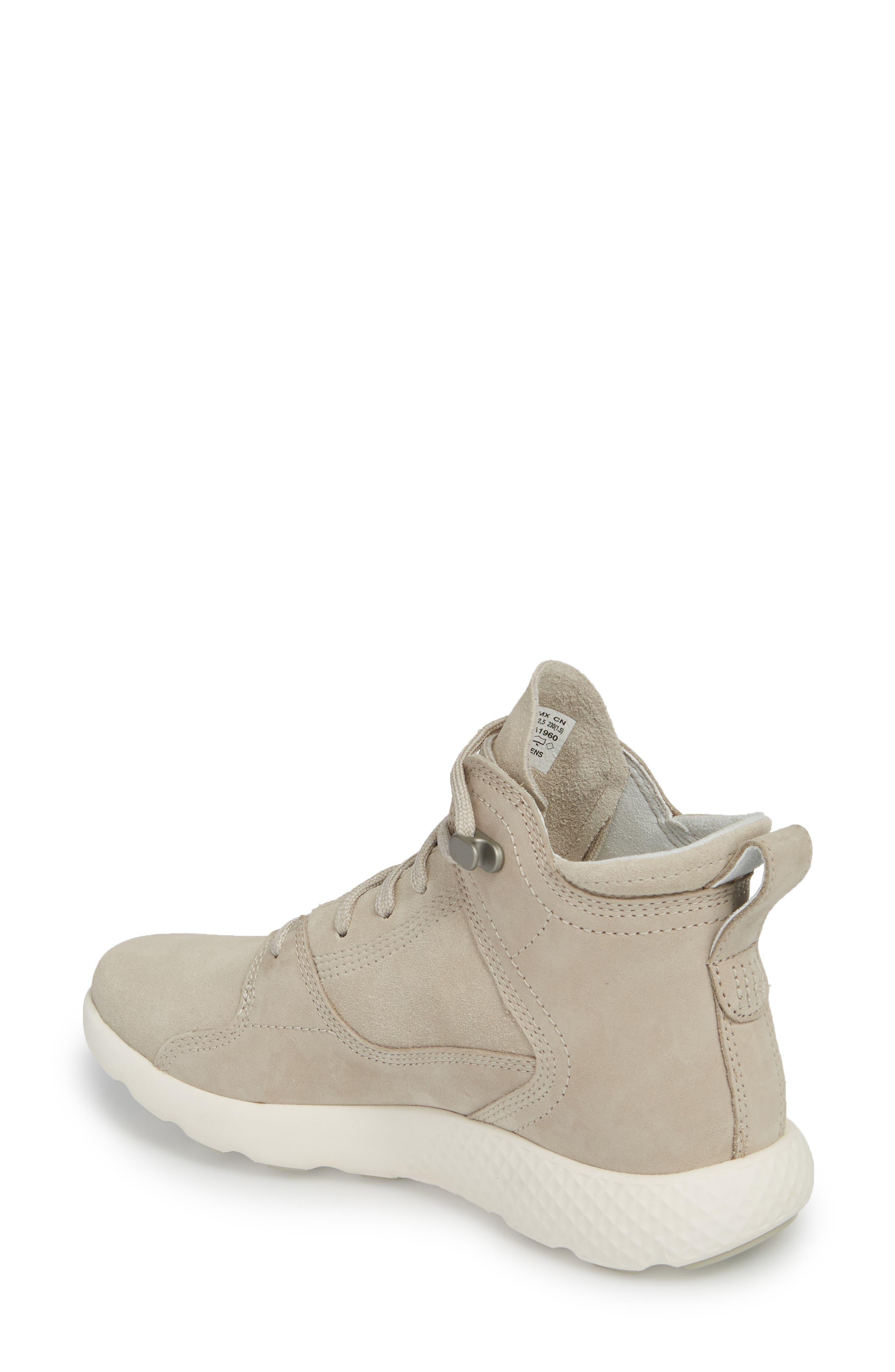 FlyRoam Sneaker,                             Alternate thumbnail 2, color,                             Pure Cashmere Leather