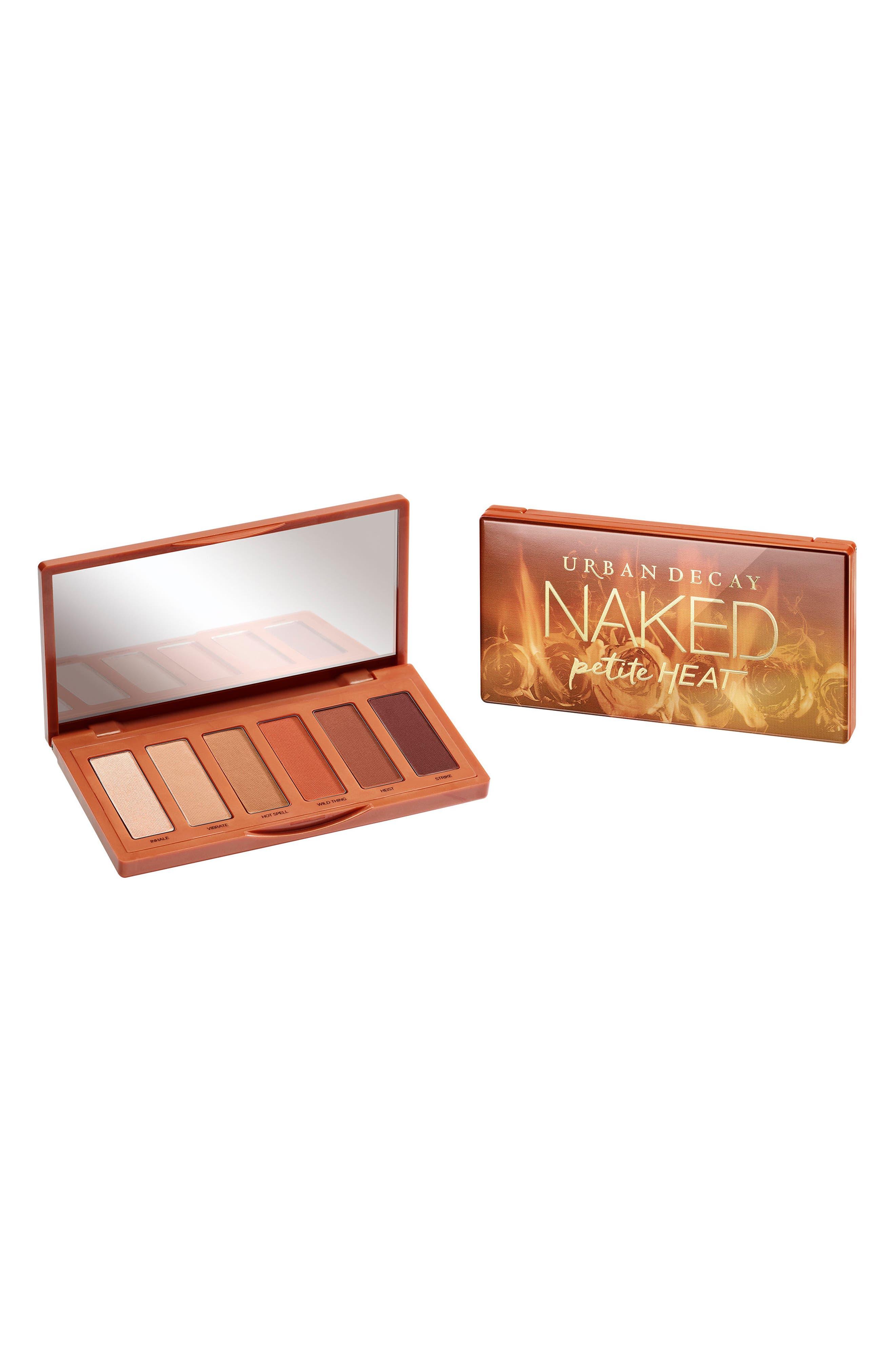 Alternate Image 7  - Urban Decay Naked Petite Heat Eyeshadow Palette