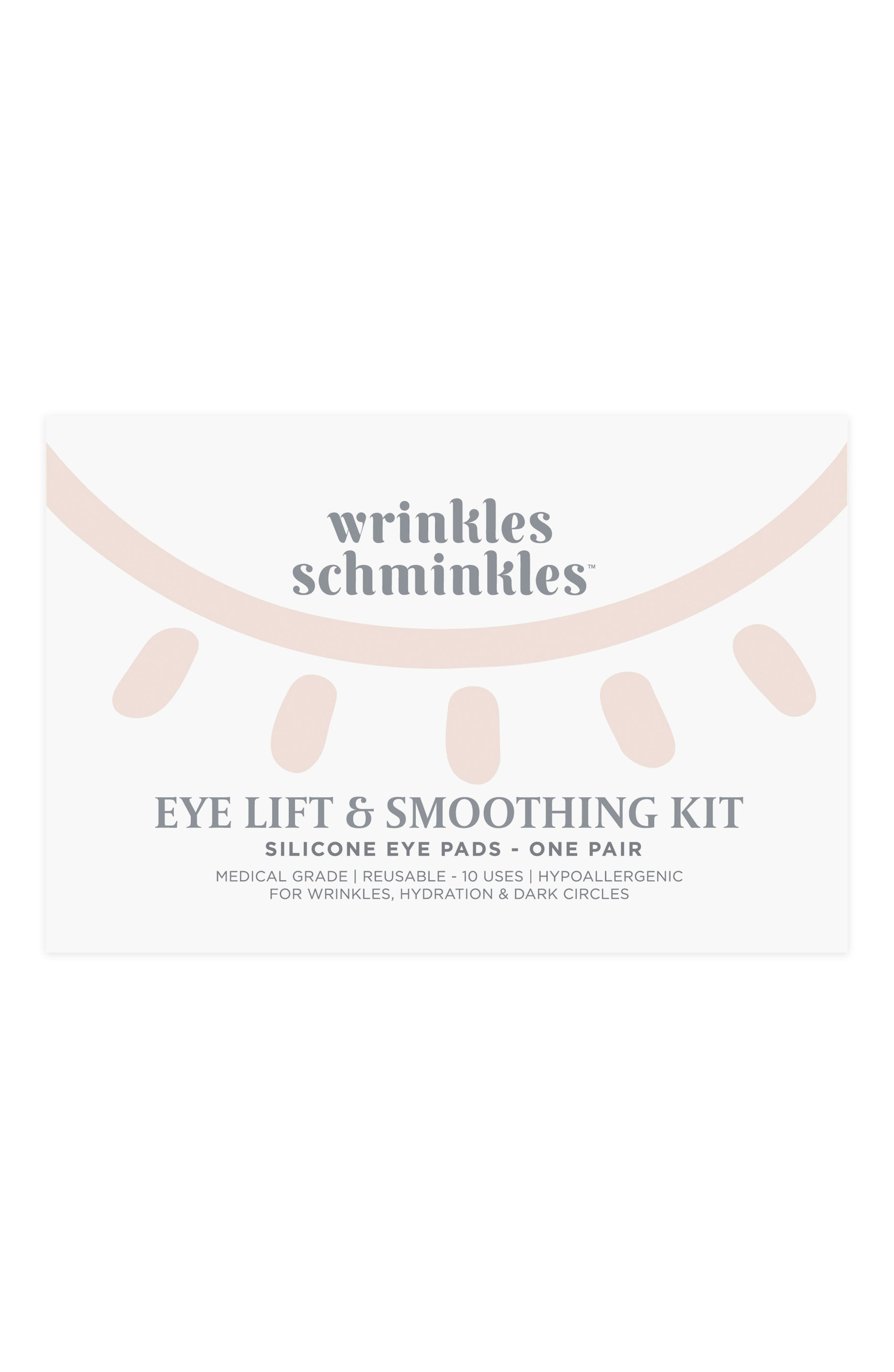 Eye Lift & Smoothing Eye Pads,                             Main thumbnail 1, color,                             No Color