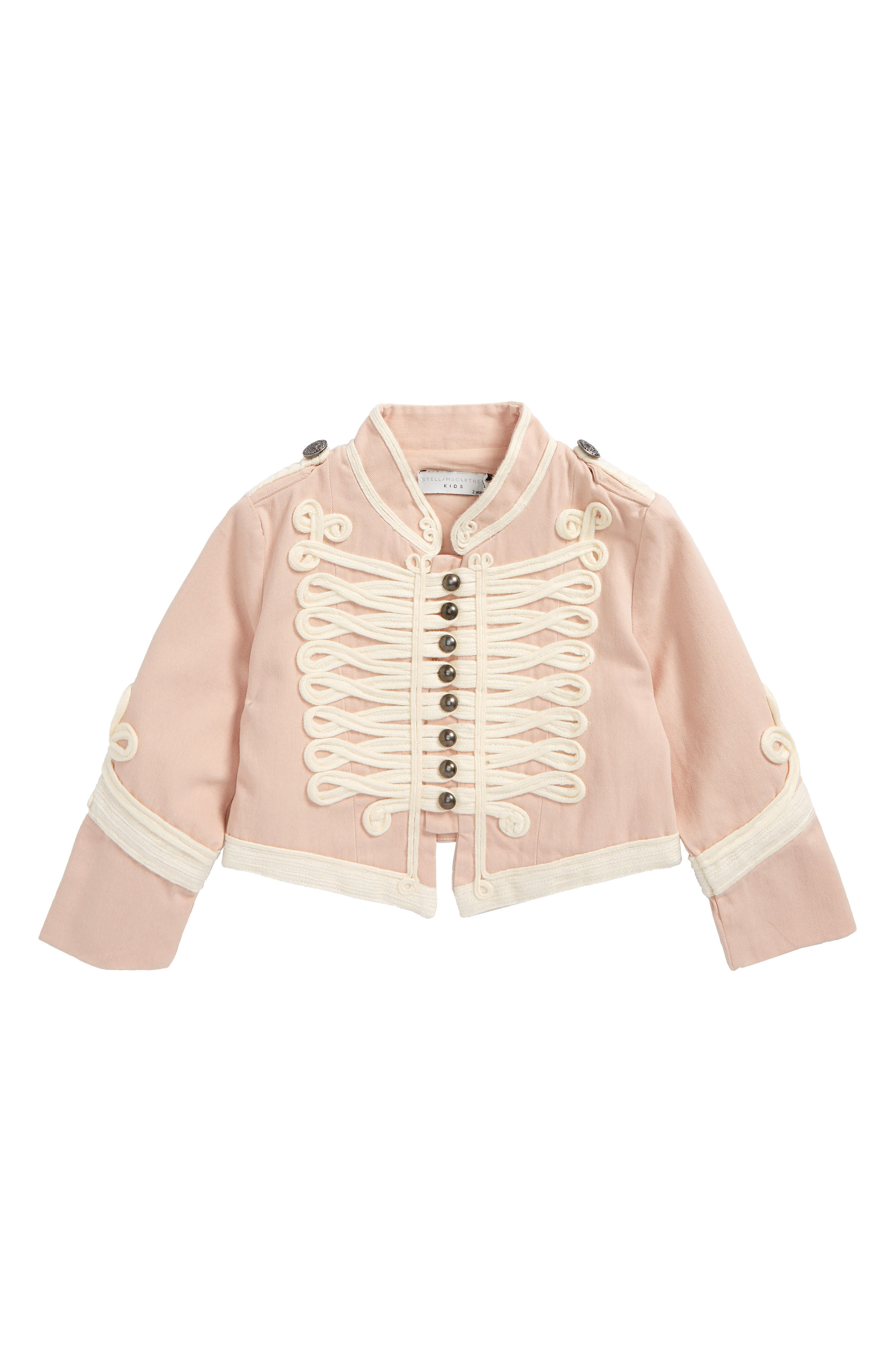 Will Military Jacket,                         Main,                         color, Dusky Rose