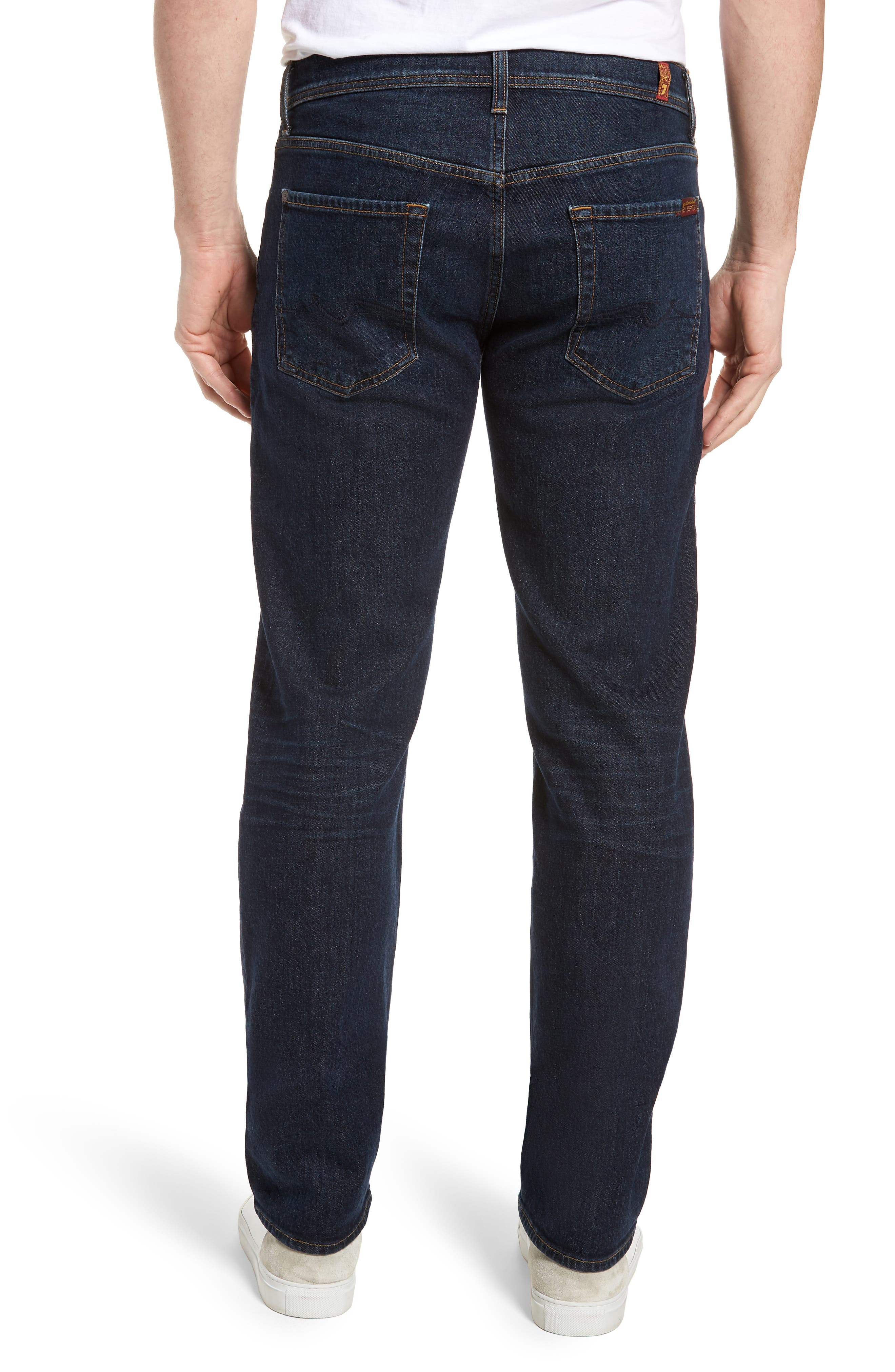 Standard Straight Leg Jeans,                             Alternate thumbnail 2, color,                             Forfeit