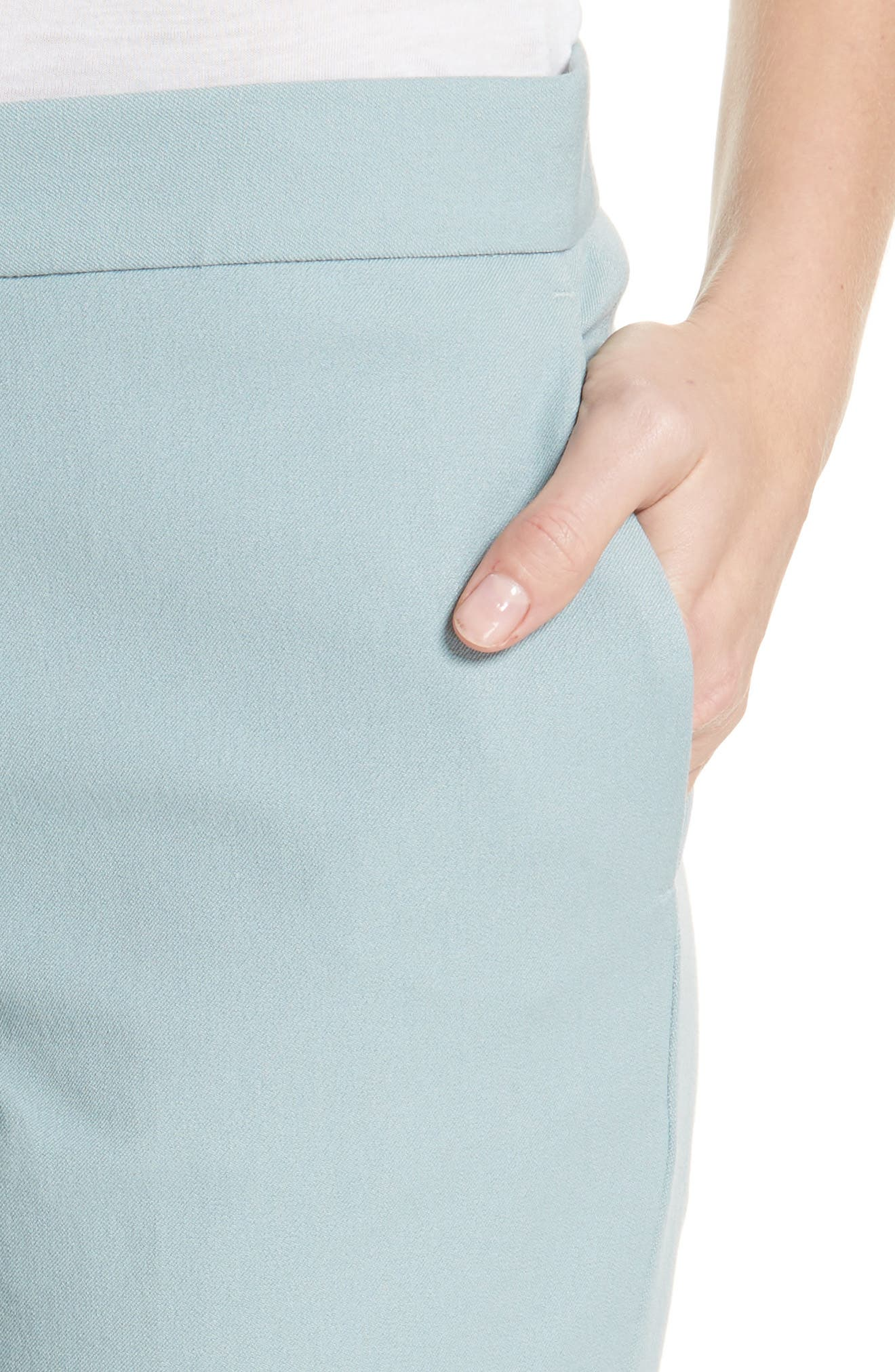 Alternate Image 4  - JOSEPH Finley-Gabardine Stretch Pants