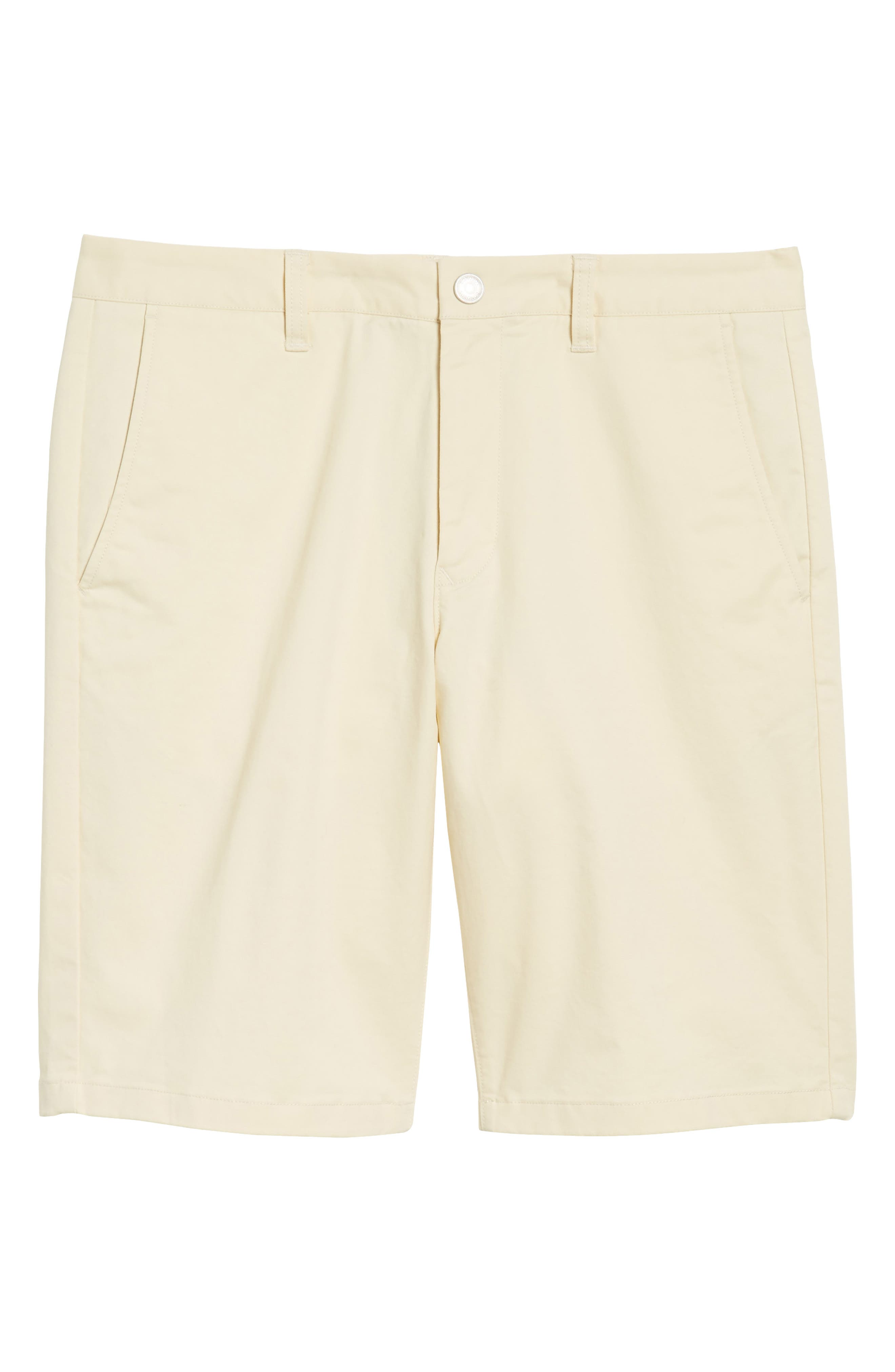 Stretch Washed Chino 11-Inch Shorts,                             Alternate thumbnail 6, color,                             Sun In