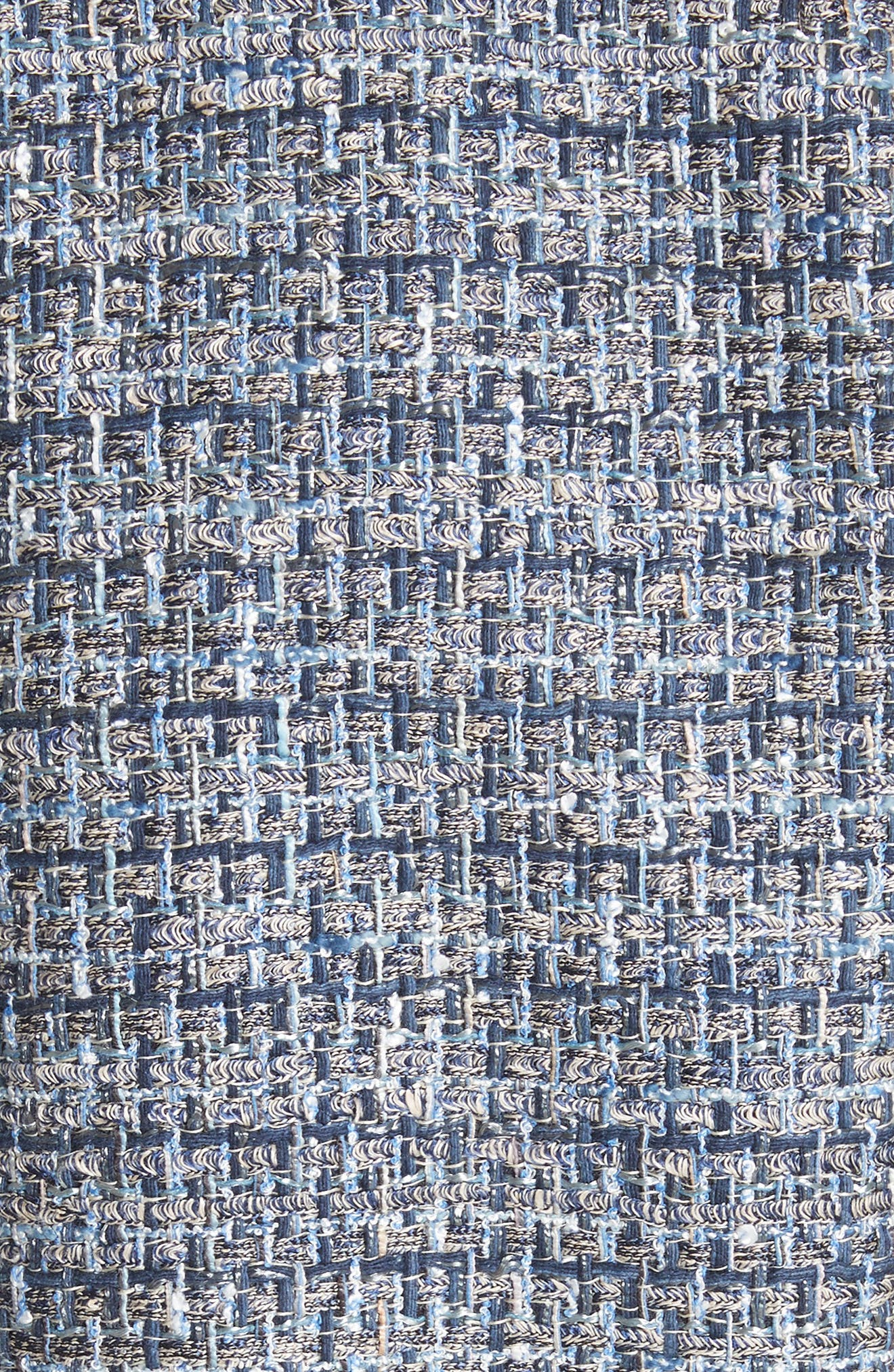 Alternate Image 5  - Lafayette 148 New York Saria Tweed Drop Waist Dress