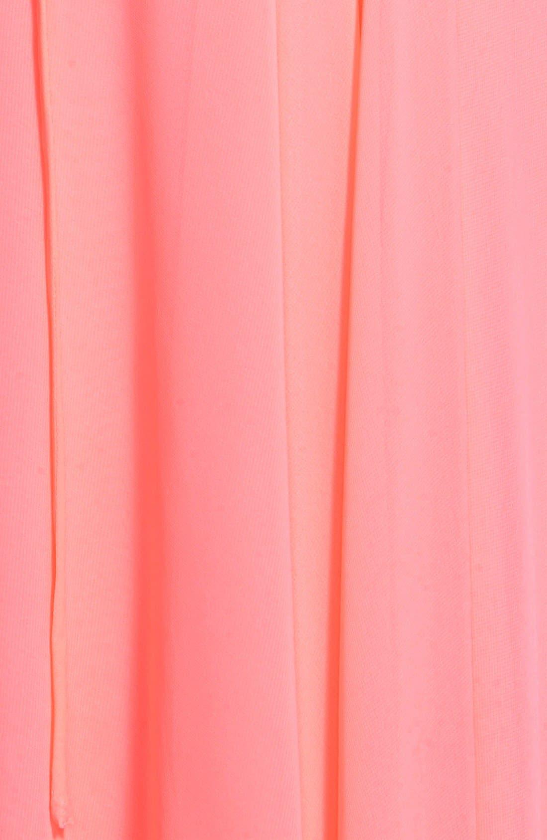 Alternate Image 3  - Xscape Embellished Chiffon Gown