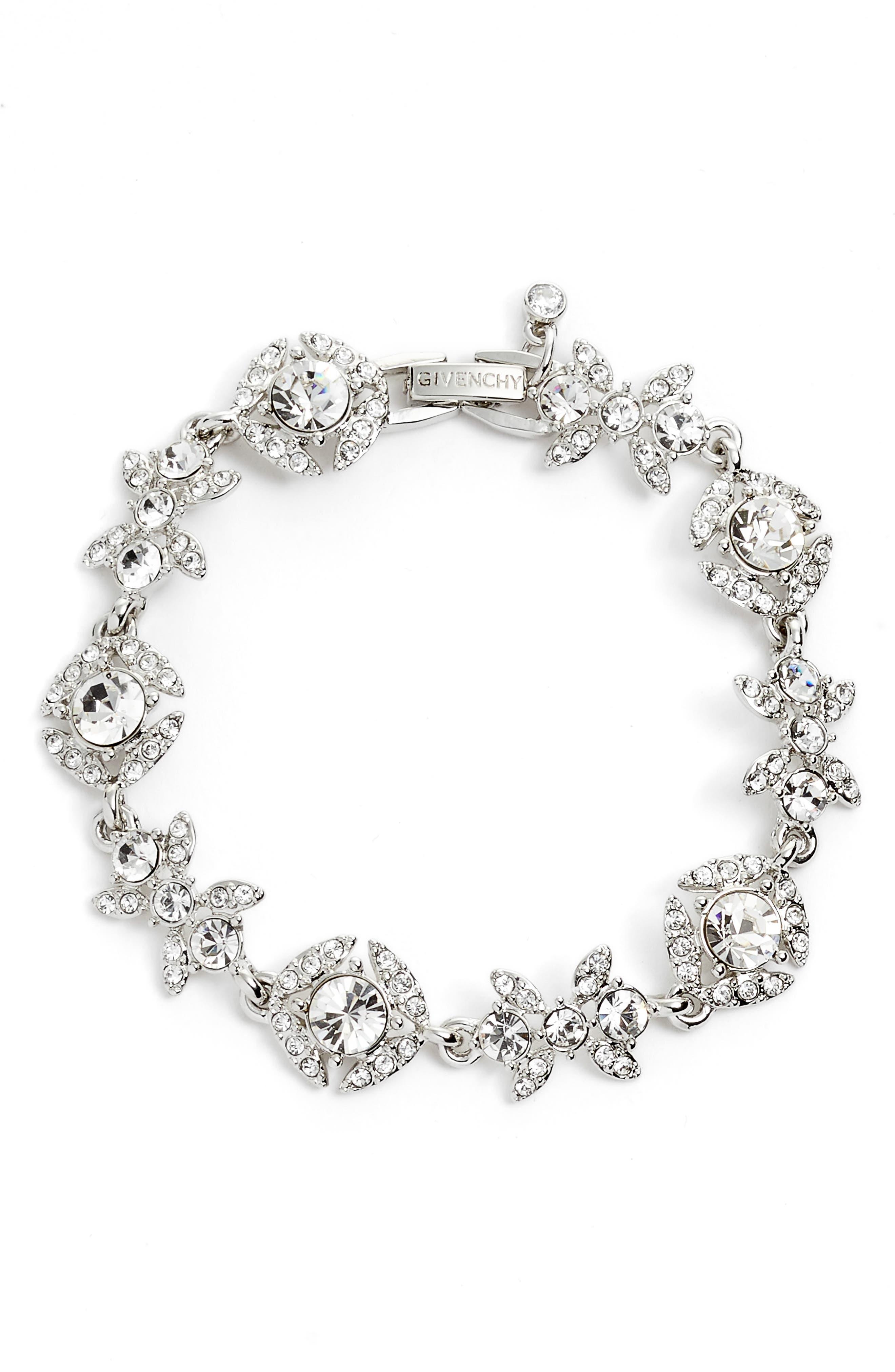 Alternate Image 1 Selected - Givenchy Crystal Bracelet