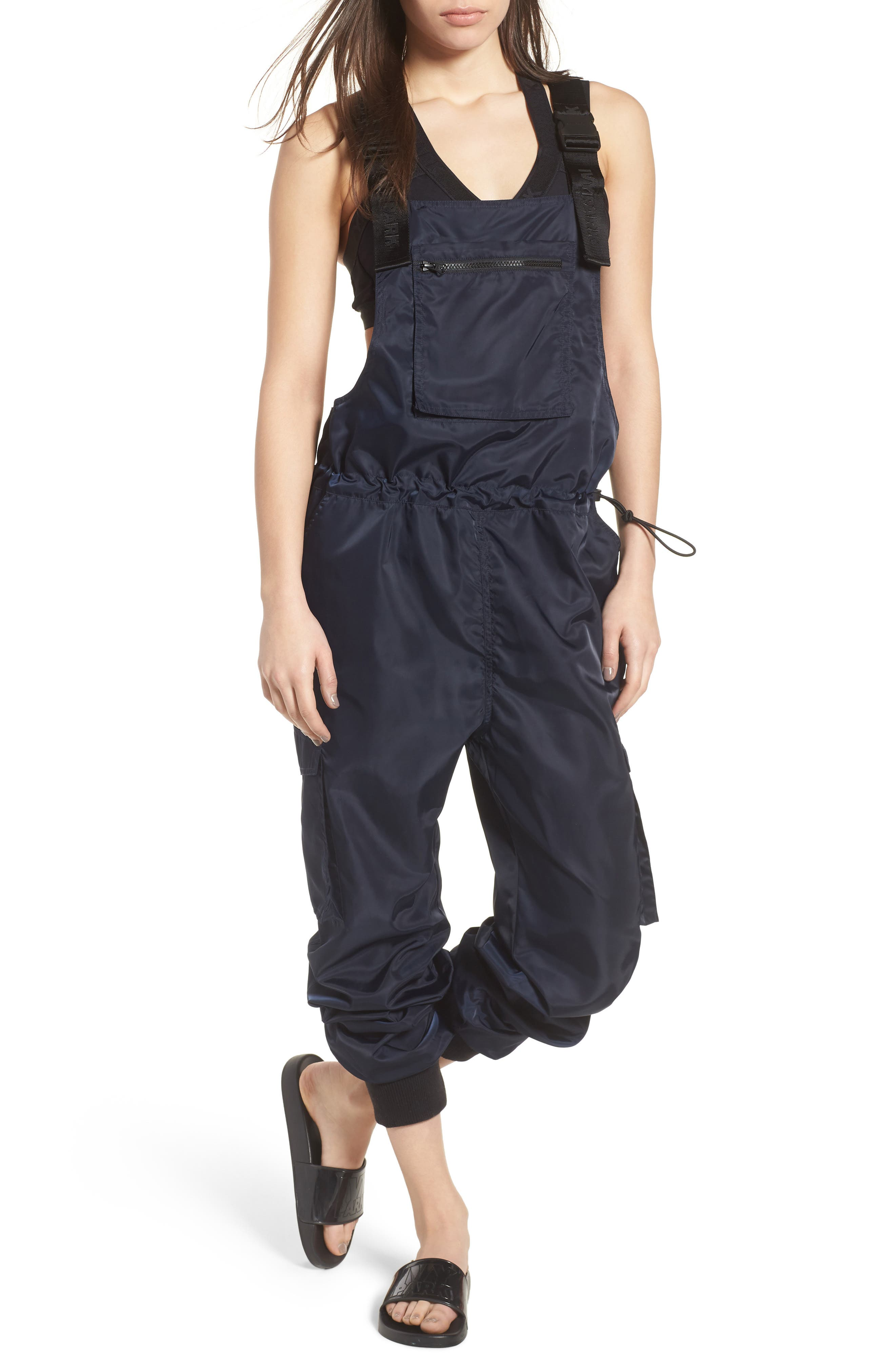 IVY PARK® Harness Overalls
