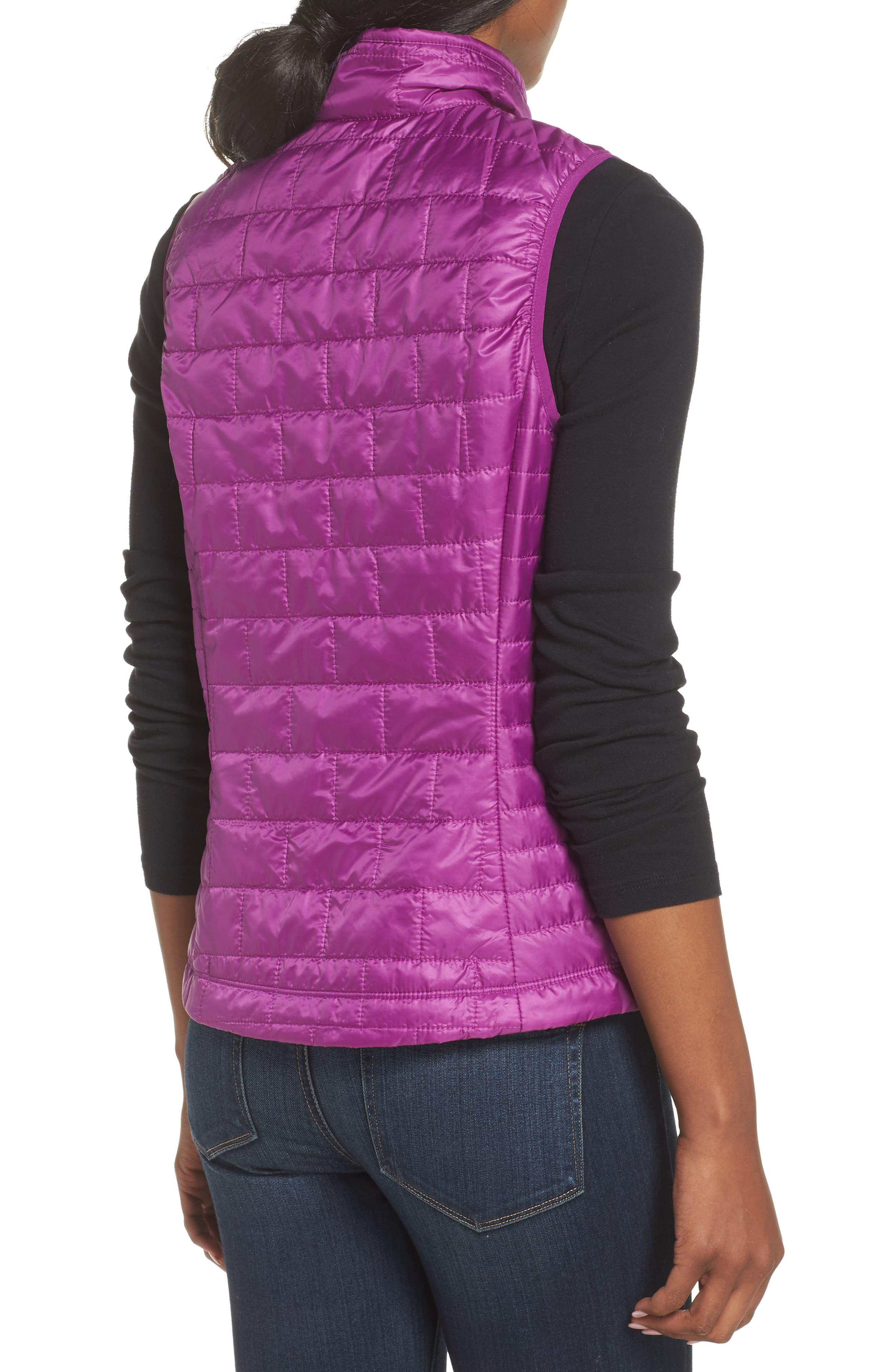 'Nano Puff<sup>®</sup>' Insulated Vest,                             Alternate thumbnail 2, color,                             Ikat Purple