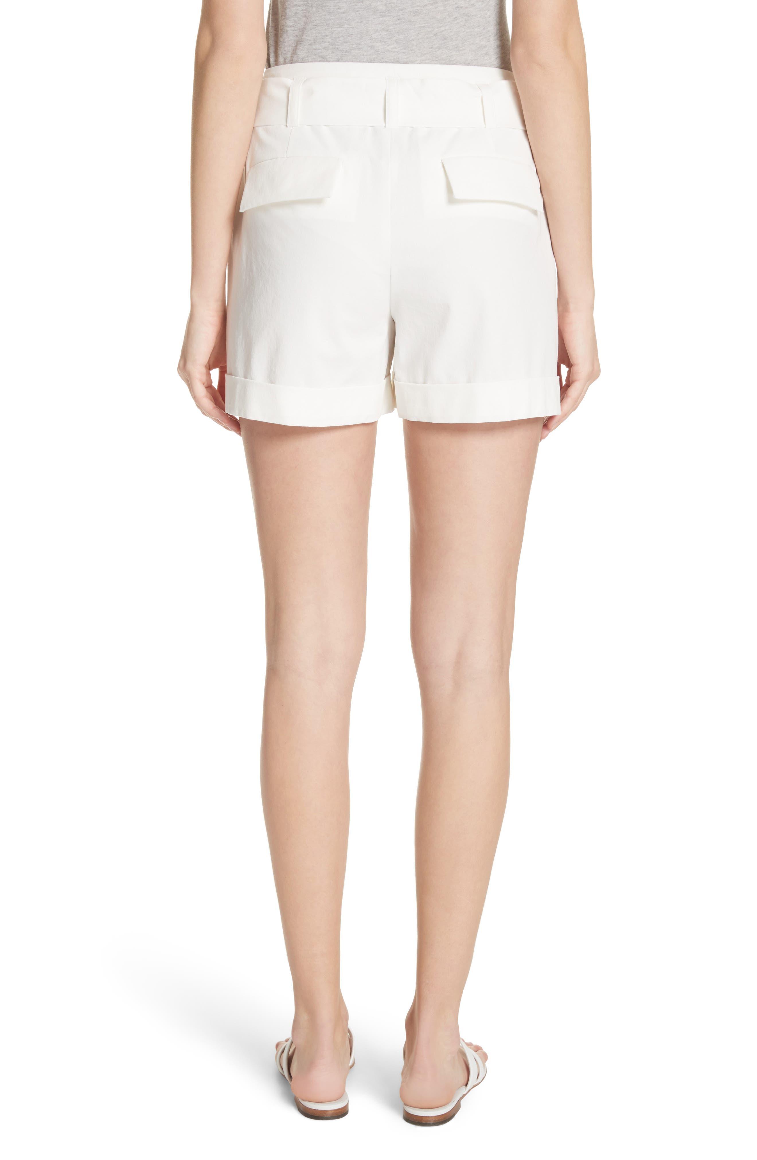 Greenpoint City Shorts,                             Alternate thumbnail 2, color,                             White