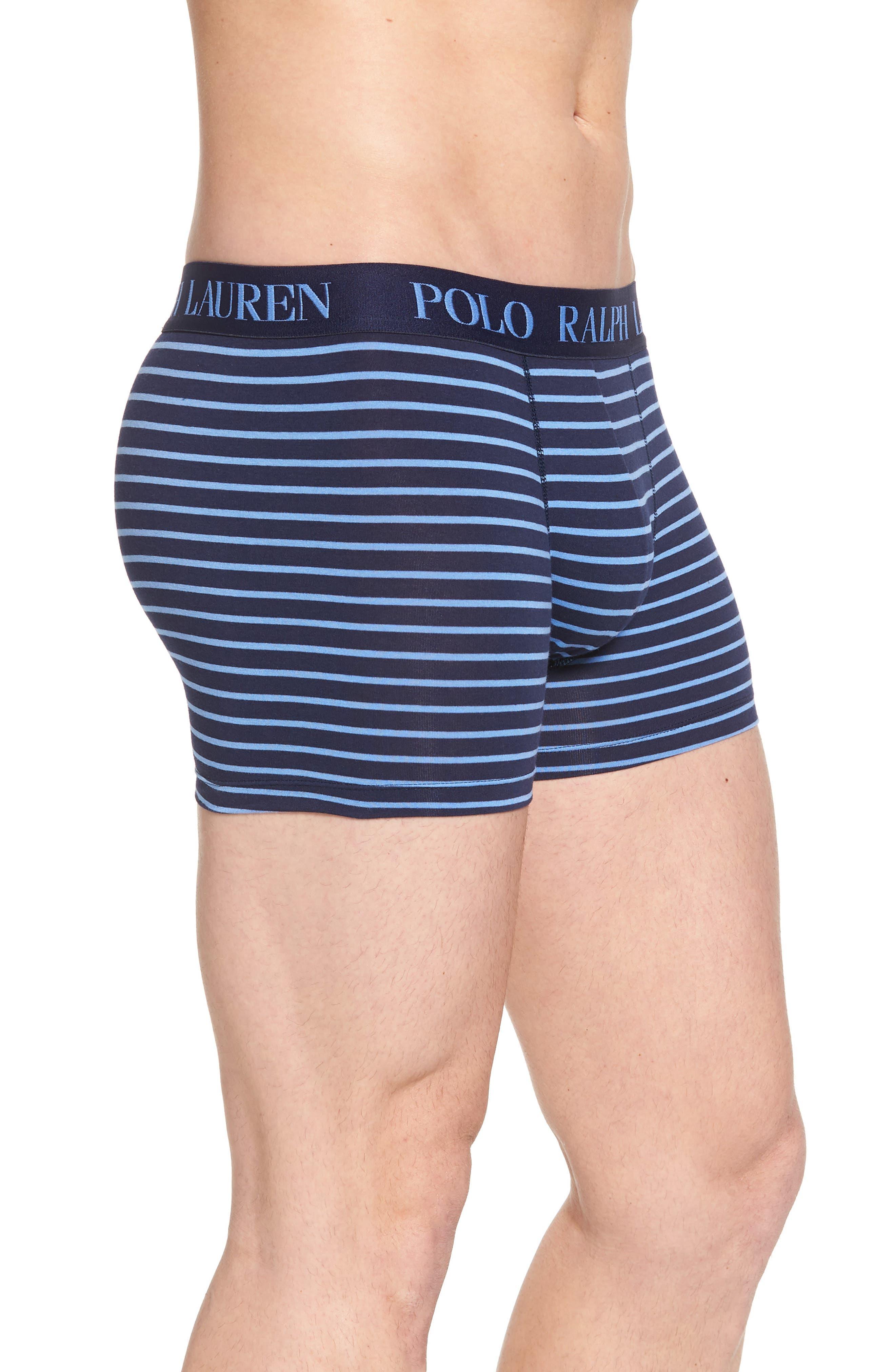2-Pack Comfort Cotton Boxer Briefs,                             Alternate thumbnail 4, color,                             Cruise Navy/ Harbour Island